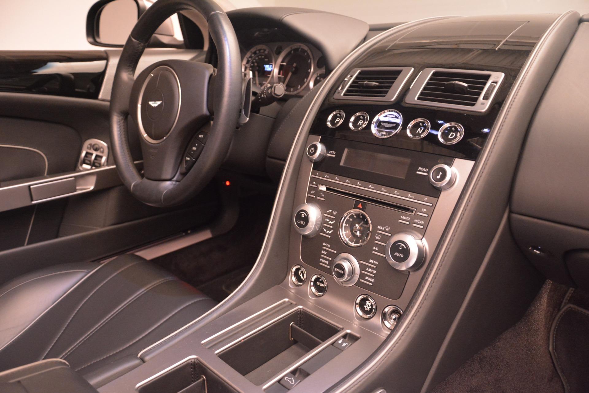 Used 2012 Aston Martin Virage Volante For Sale In Greenwich, CT 2378_p30