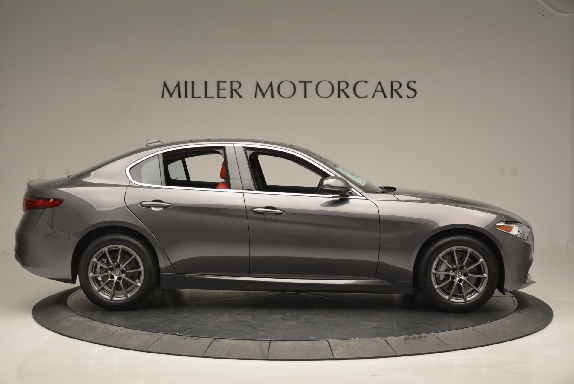 New 2018 Alfa Romeo Giulia Q4 For Sale In Greenwich, CT 2383_p13