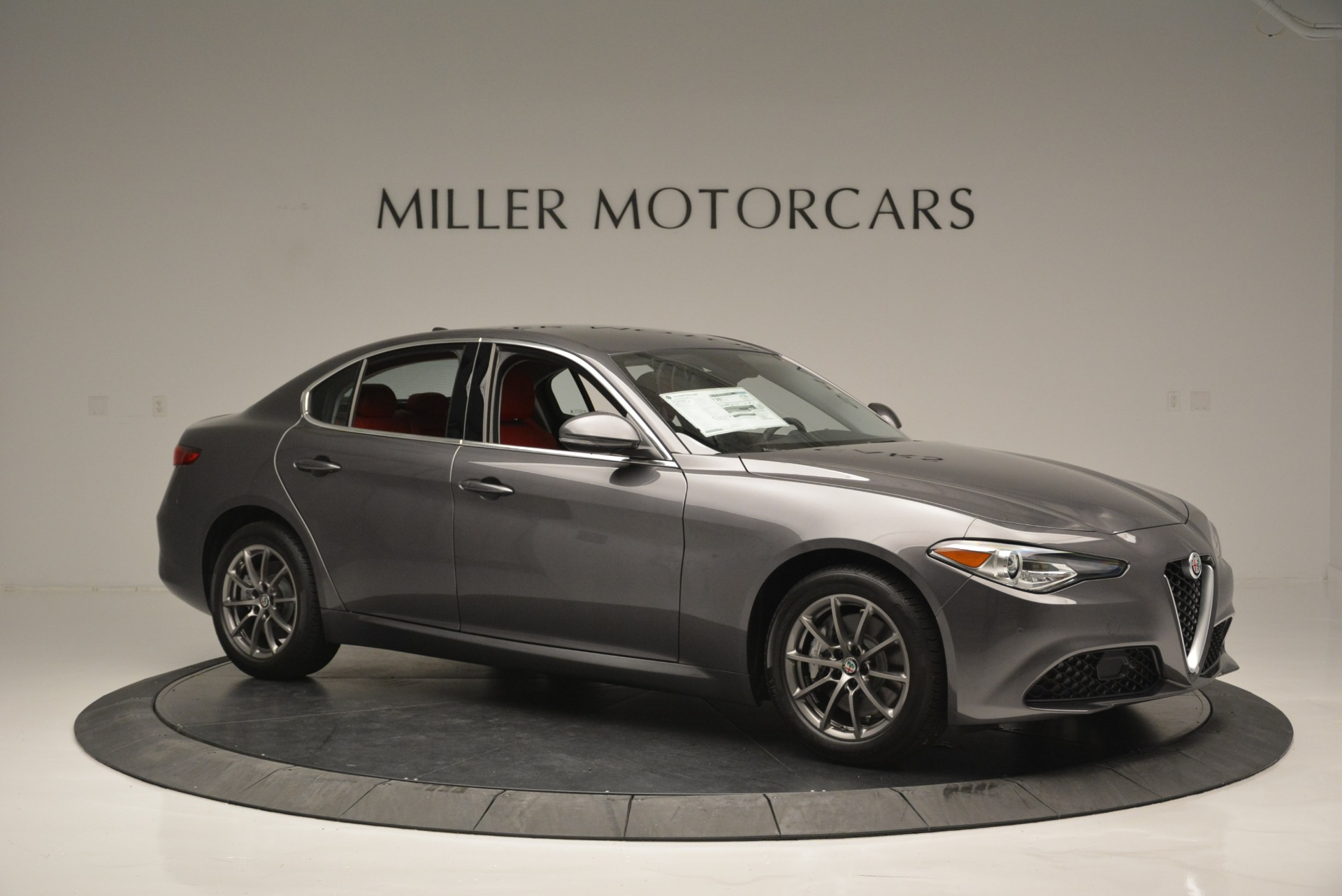 New 2018 Alfa Romeo Giulia Q4 For Sale In Greenwich, CT 2383_p14