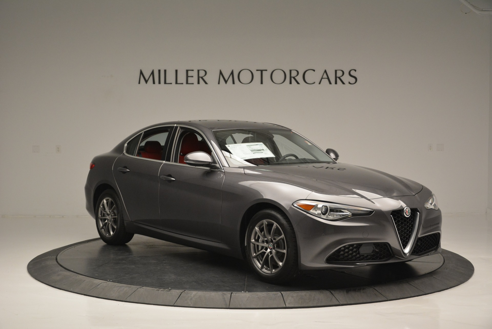 New 2018 Alfa Romeo Giulia Q4 For Sale In Greenwich, CT 2383_p15