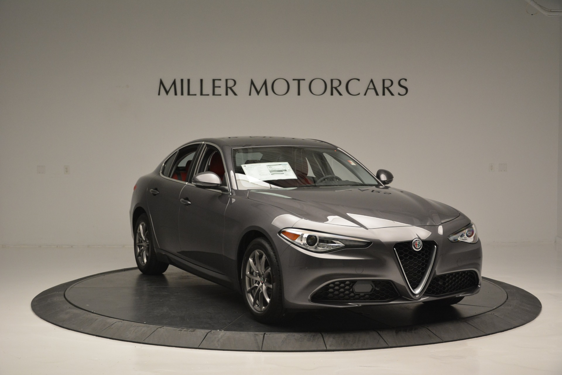 New 2018 Alfa Romeo Giulia Q4 For Sale In Greenwich, CT 2383_p16
