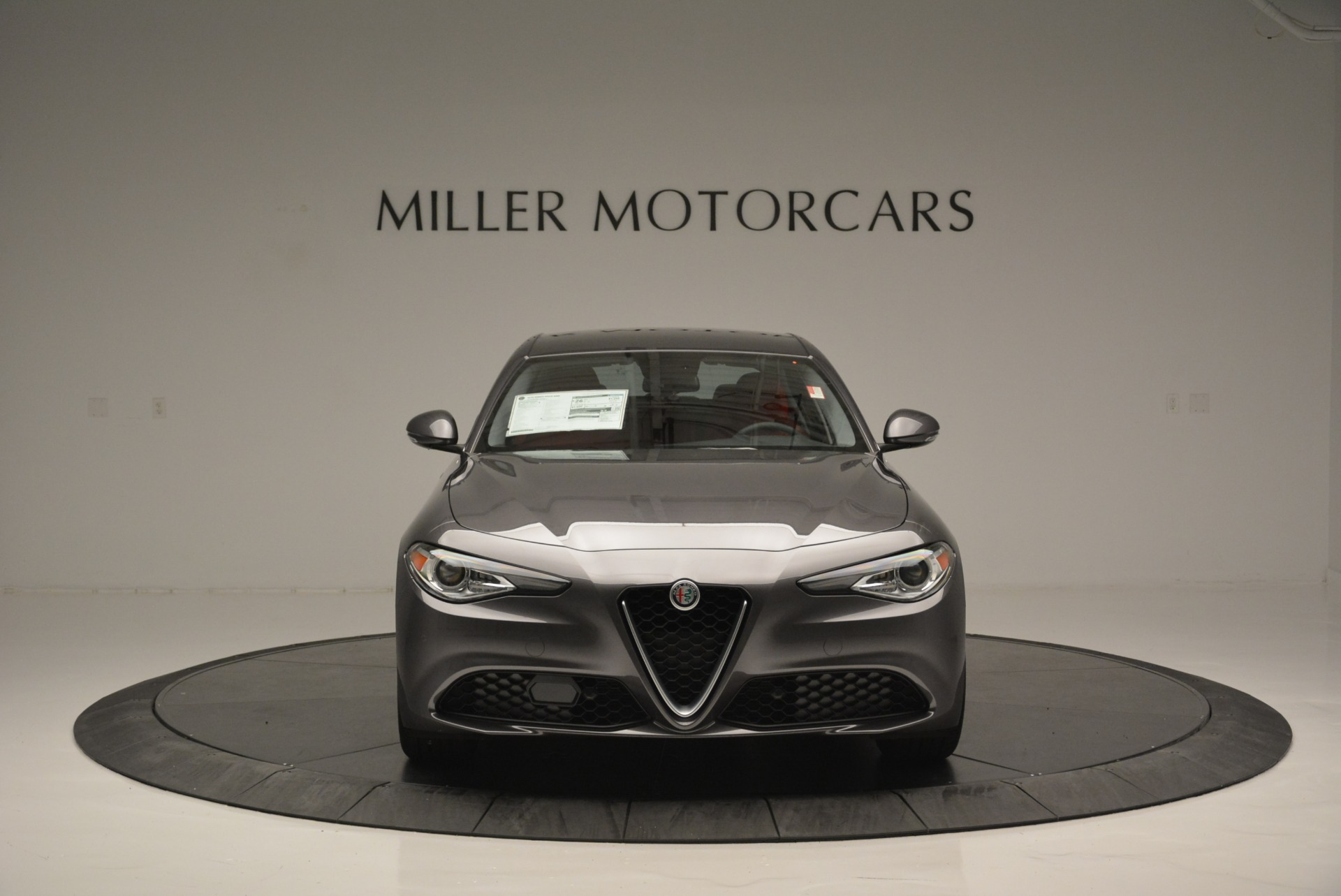 New 2018 Alfa Romeo Giulia Q4 For Sale In Greenwich, CT 2383_p17
