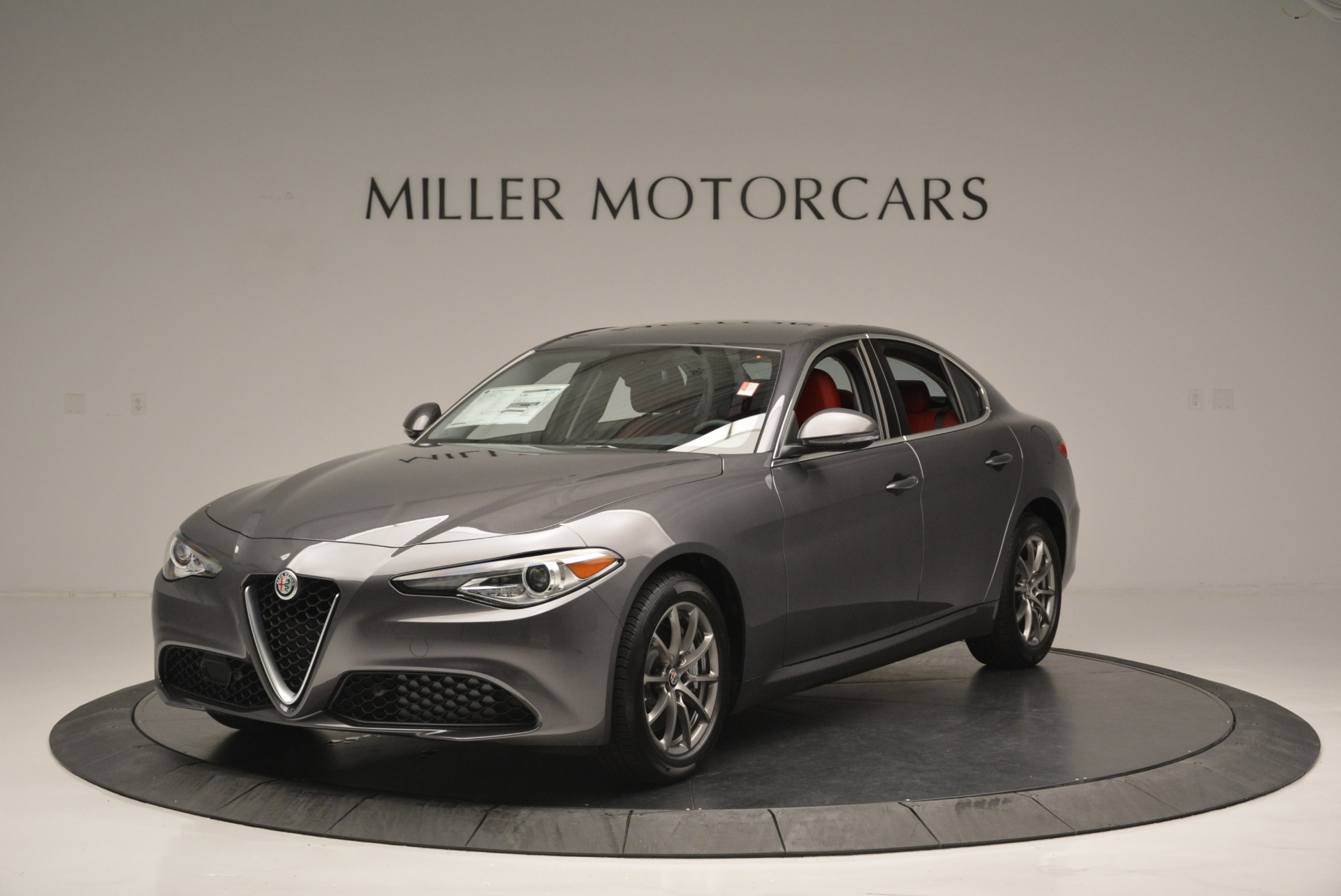 New 2018 Alfa Romeo Giulia Q4 For Sale In Greenwich, CT 2383_p2