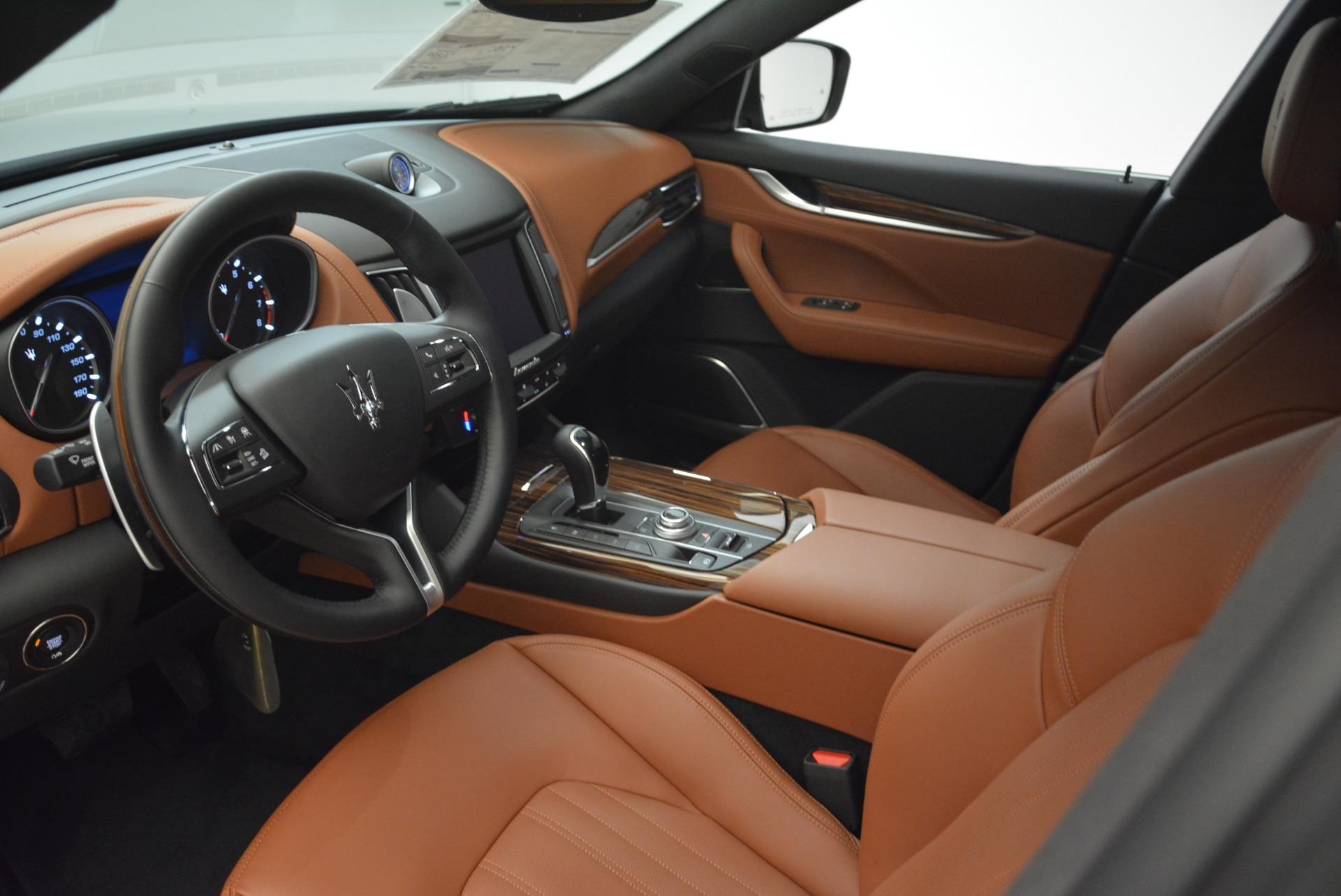 New 2018 Maserati Levante S Q4 GranLusso For Sale In Greenwich, CT 2384_p12