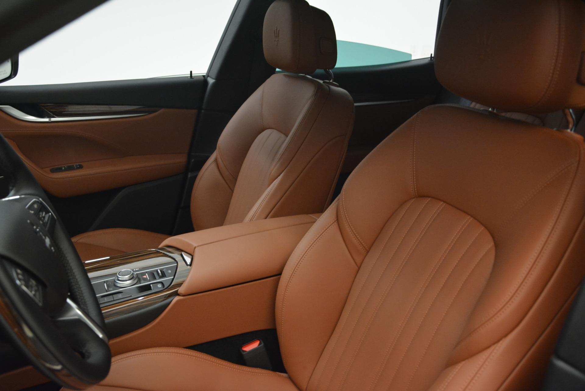 New 2018 Maserati Levante S Q4 GranLusso For Sale In Greenwich, CT 2384_p17