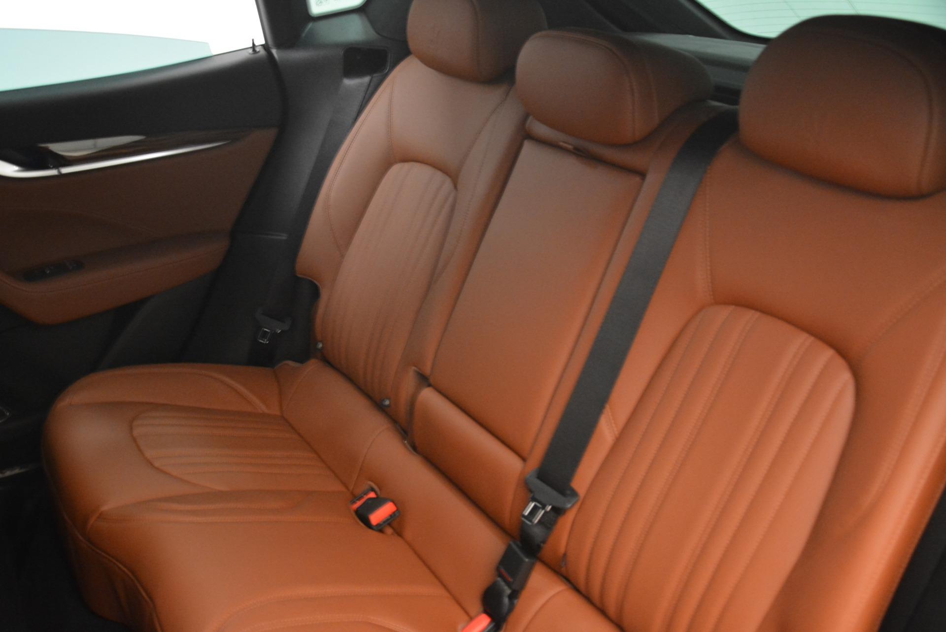 New 2018 Maserati Levante S Q4 GranLusso For Sale In Greenwich, CT 2384_p21