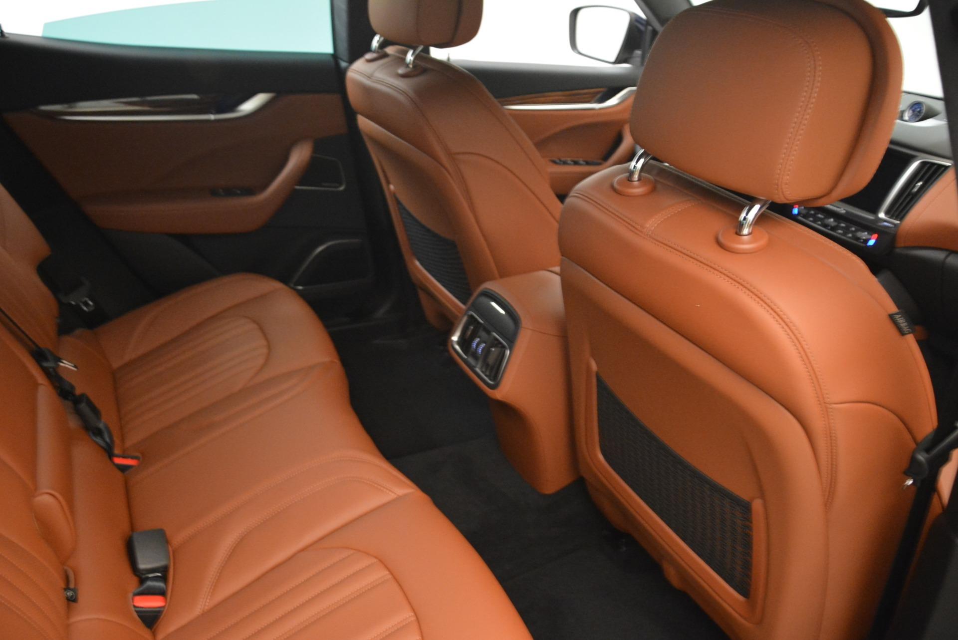 New 2018 Maserati Levante S Q4 GranLusso For Sale In Greenwich, CT 2384_p22