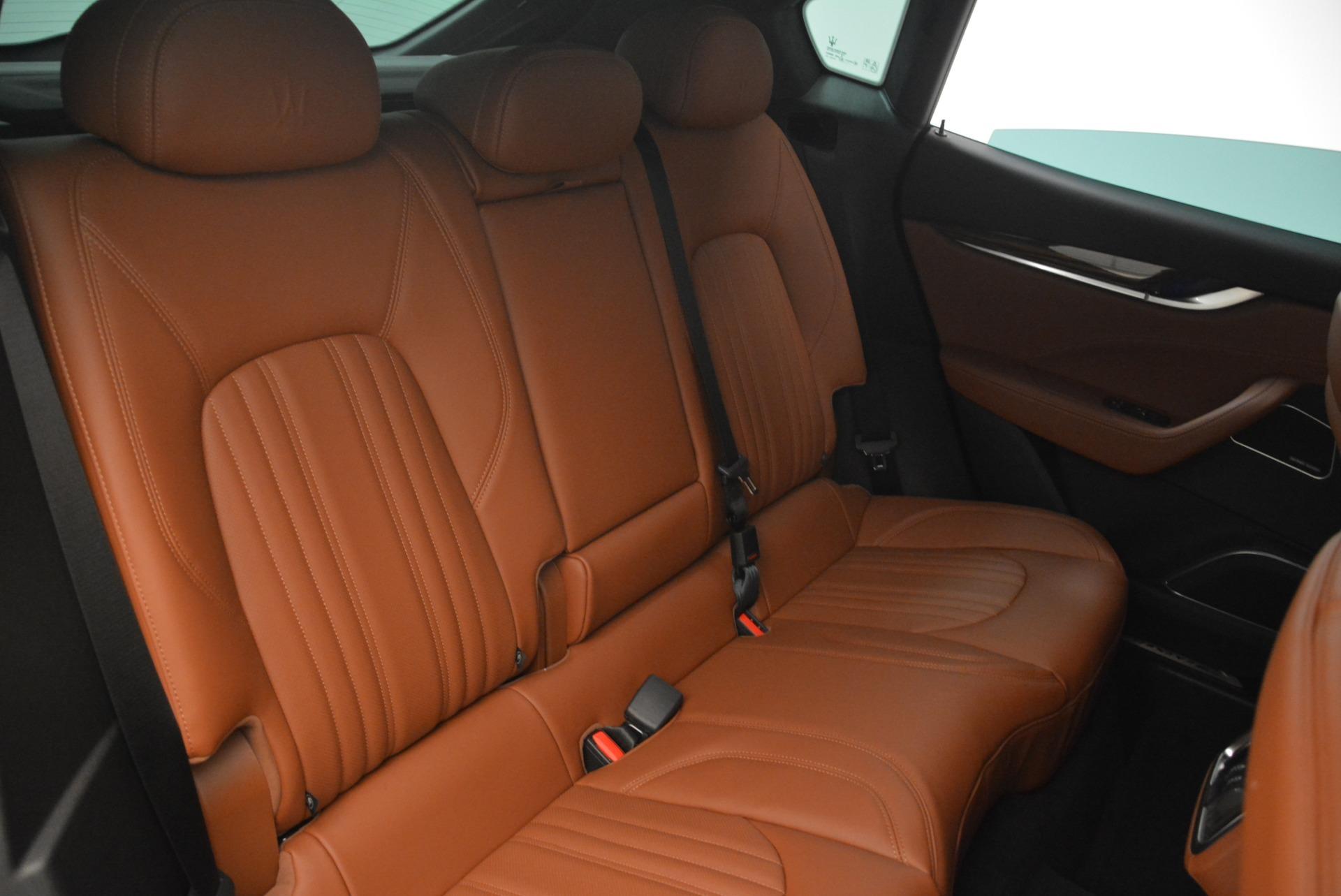 New 2018 Maserati Levante S Q4 GranLusso For Sale In Greenwich, CT 2384_p23