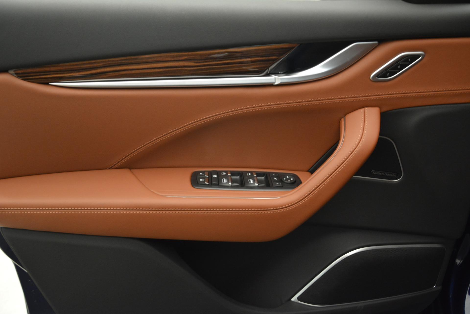 New 2018 Maserati Levante S Q4 GranLusso For Sale In Greenwich, CT 2384_p24