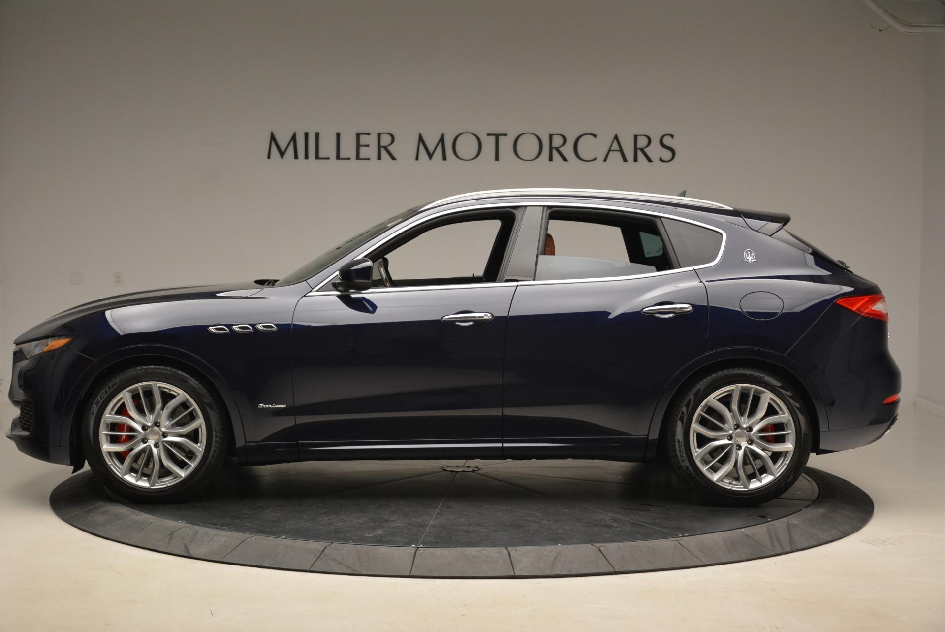 New 2018 Maserati Levante S Q4 GranLusso For Sale In Greenwich, CT 2384_p2