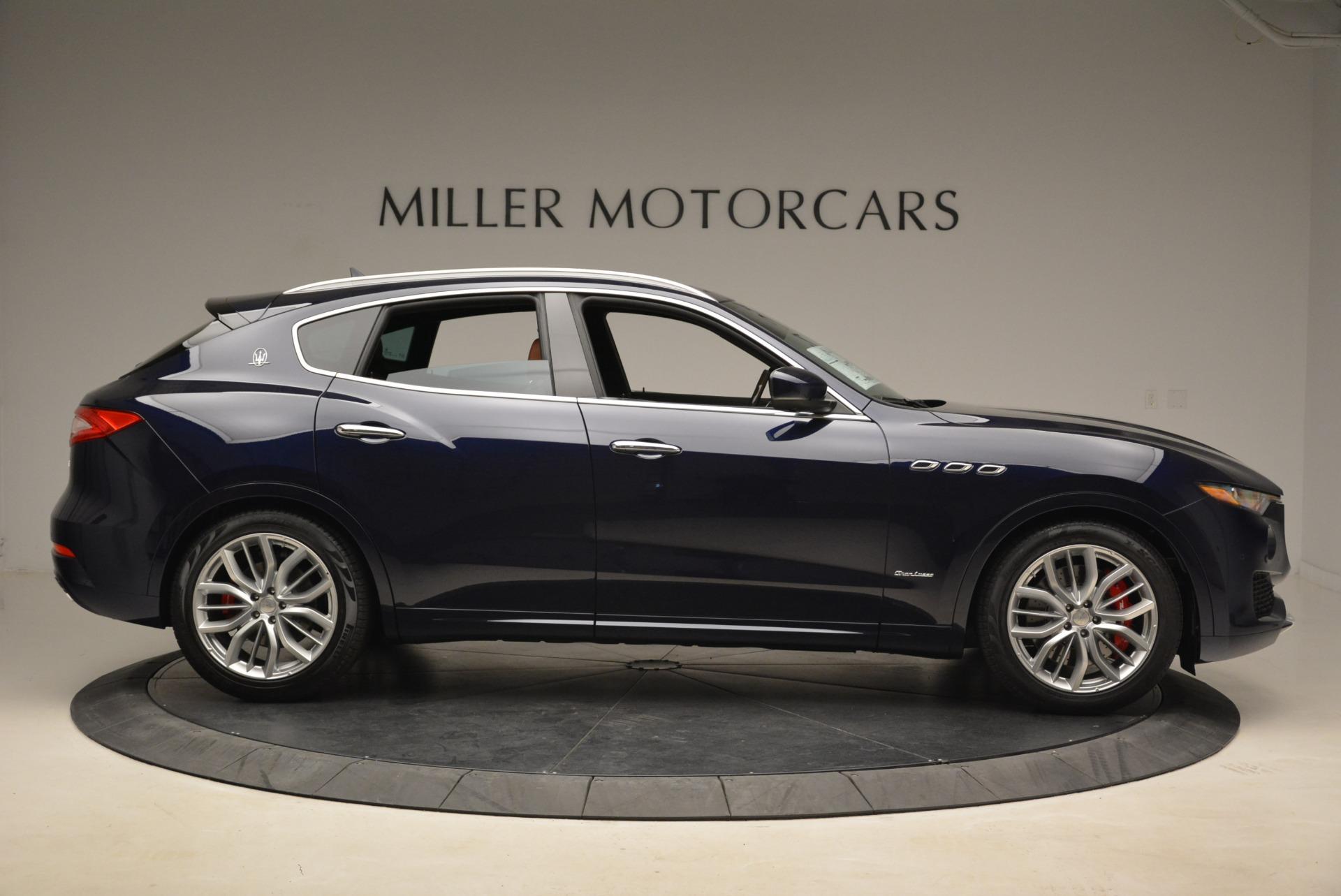 New 2018 Maserati Levante S Q4 GranLusso For Sale In Greenwich, CT 2384_p7