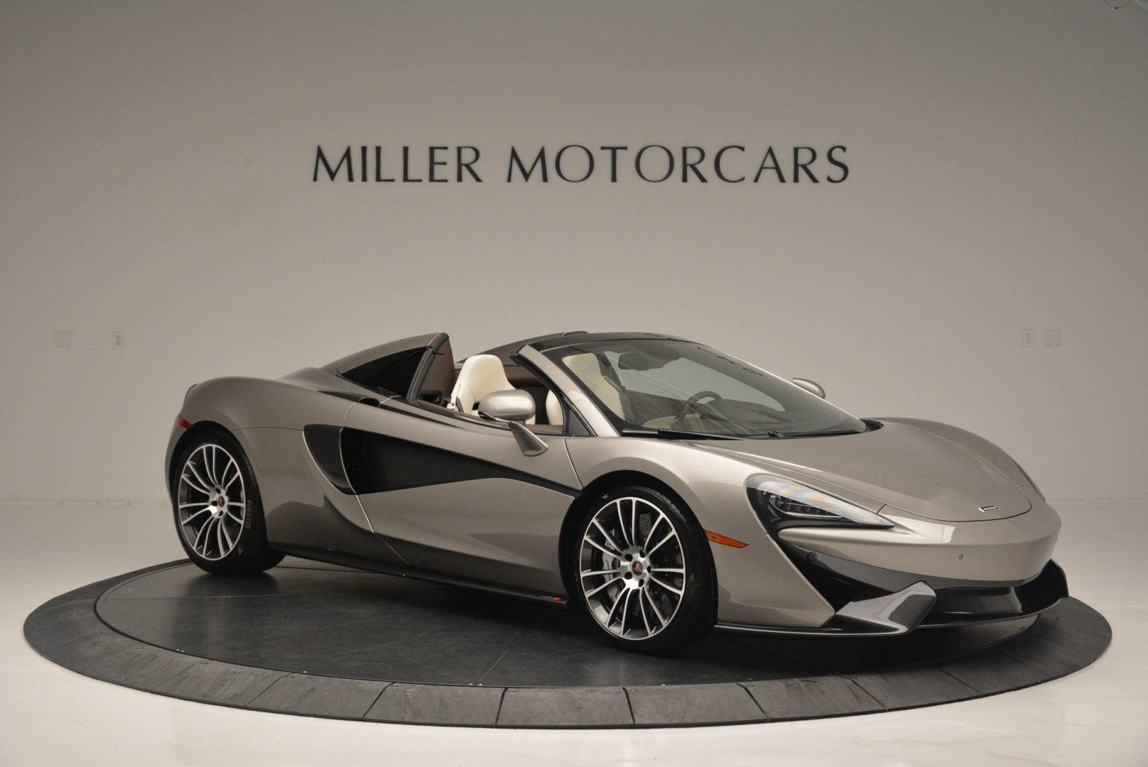 New 2018 McLaren 570S Spider For Sale In Greenwich, CT 2387_p10
