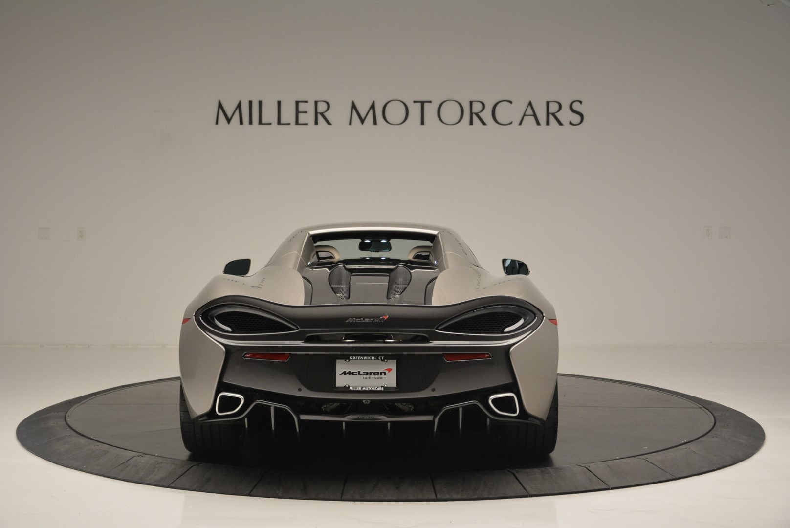 New 2018 McLaren 570S Spider For Sale In Greenwich, CT 2387_p17