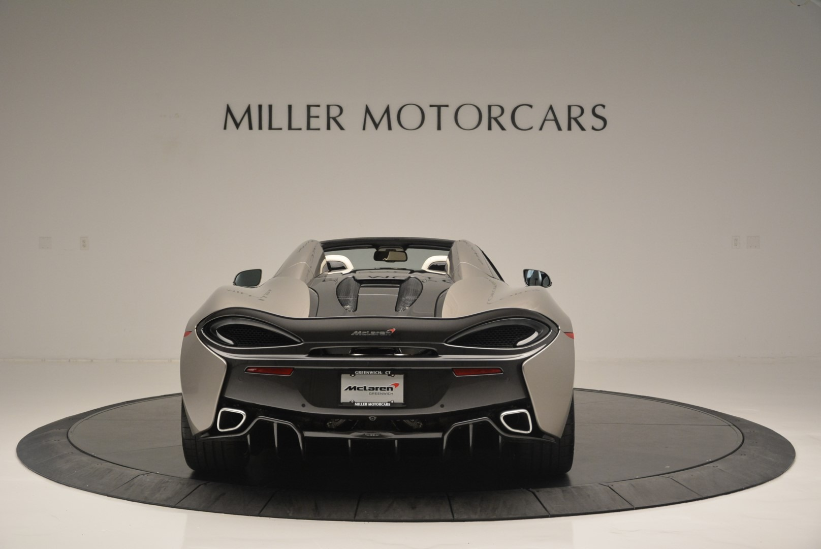 New 2018 McLaren 570S Spider For Sale In Greenwich, CT 2387_p6