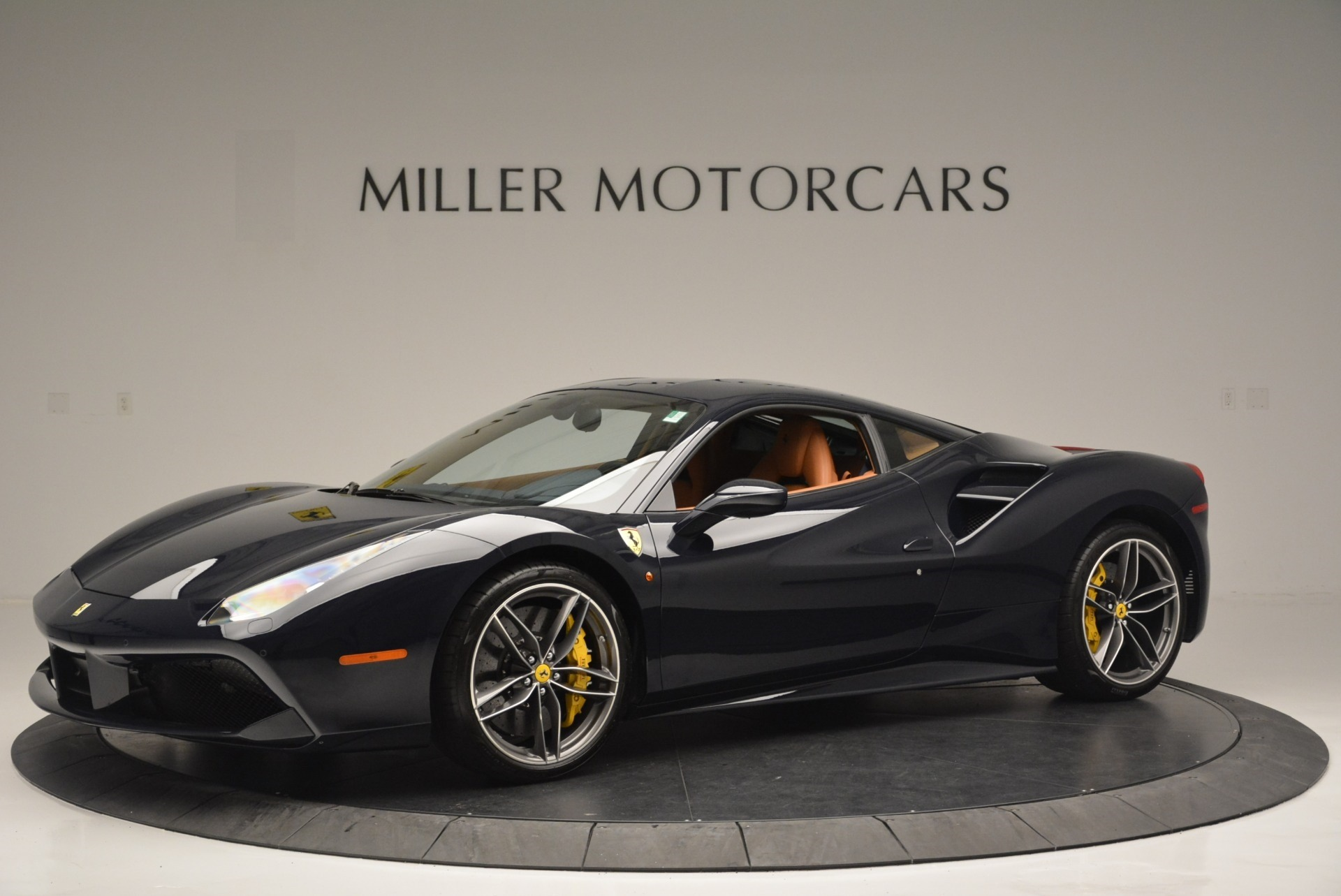 Used 2018 Ferrari 488 GTB  For Sale In Greenwich, CT 2388_p2