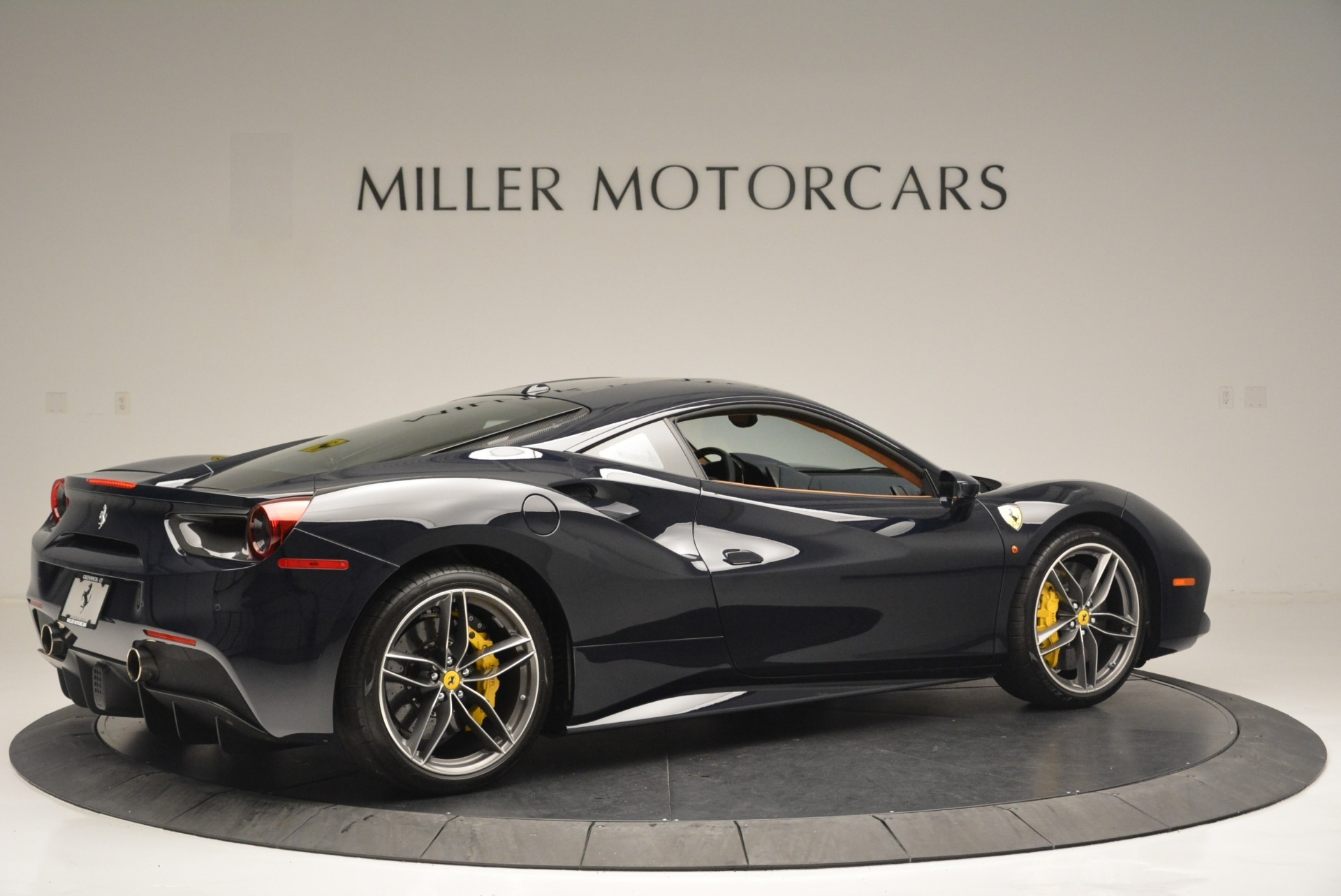 Used 2018 Ferrari 488 GTB  For Sale In Greenwich, CT 2388_p8