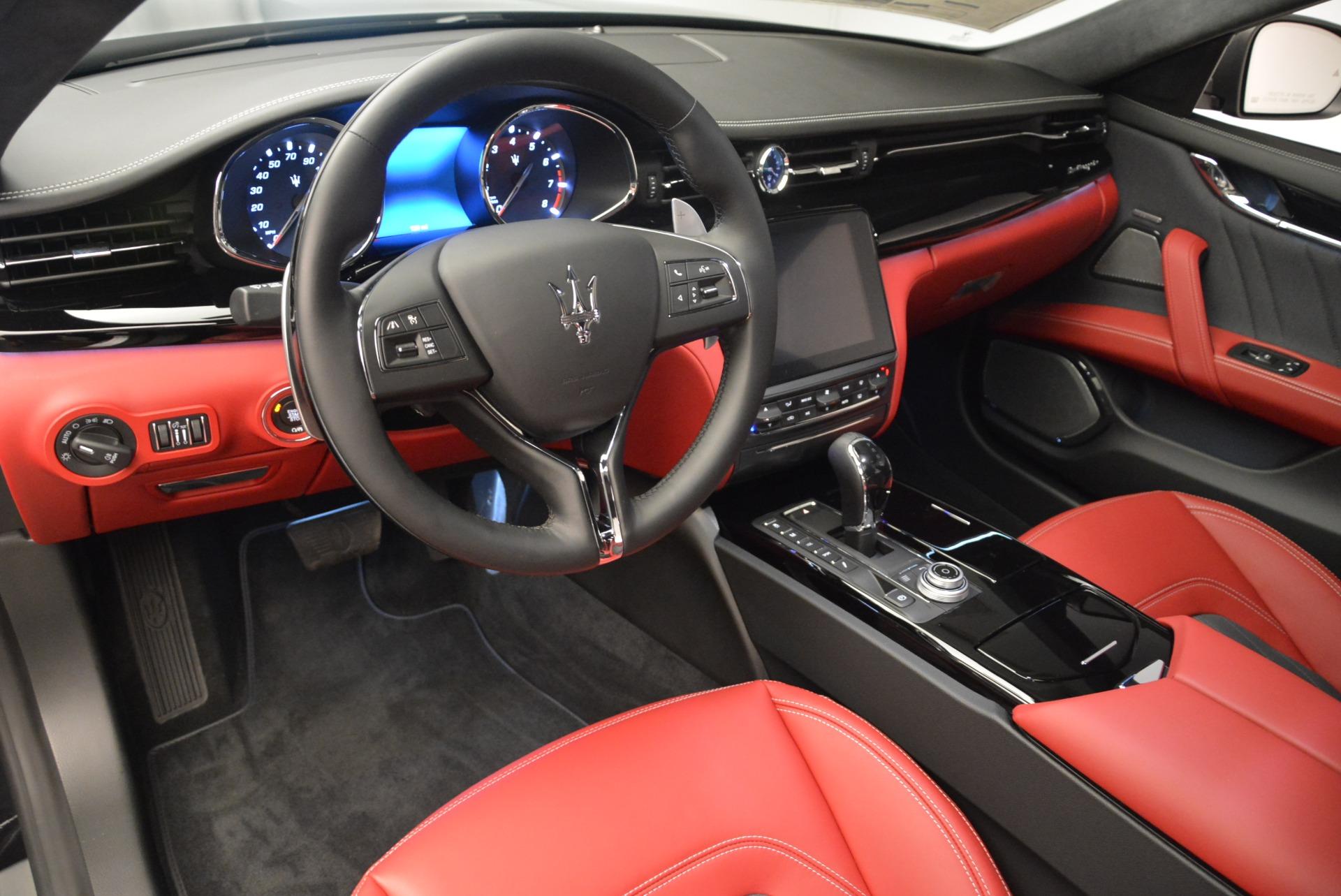 New 2018 Maserati Quattroporte S Q4 GranLusso For Sale In Greenwich, CT 2391_p13