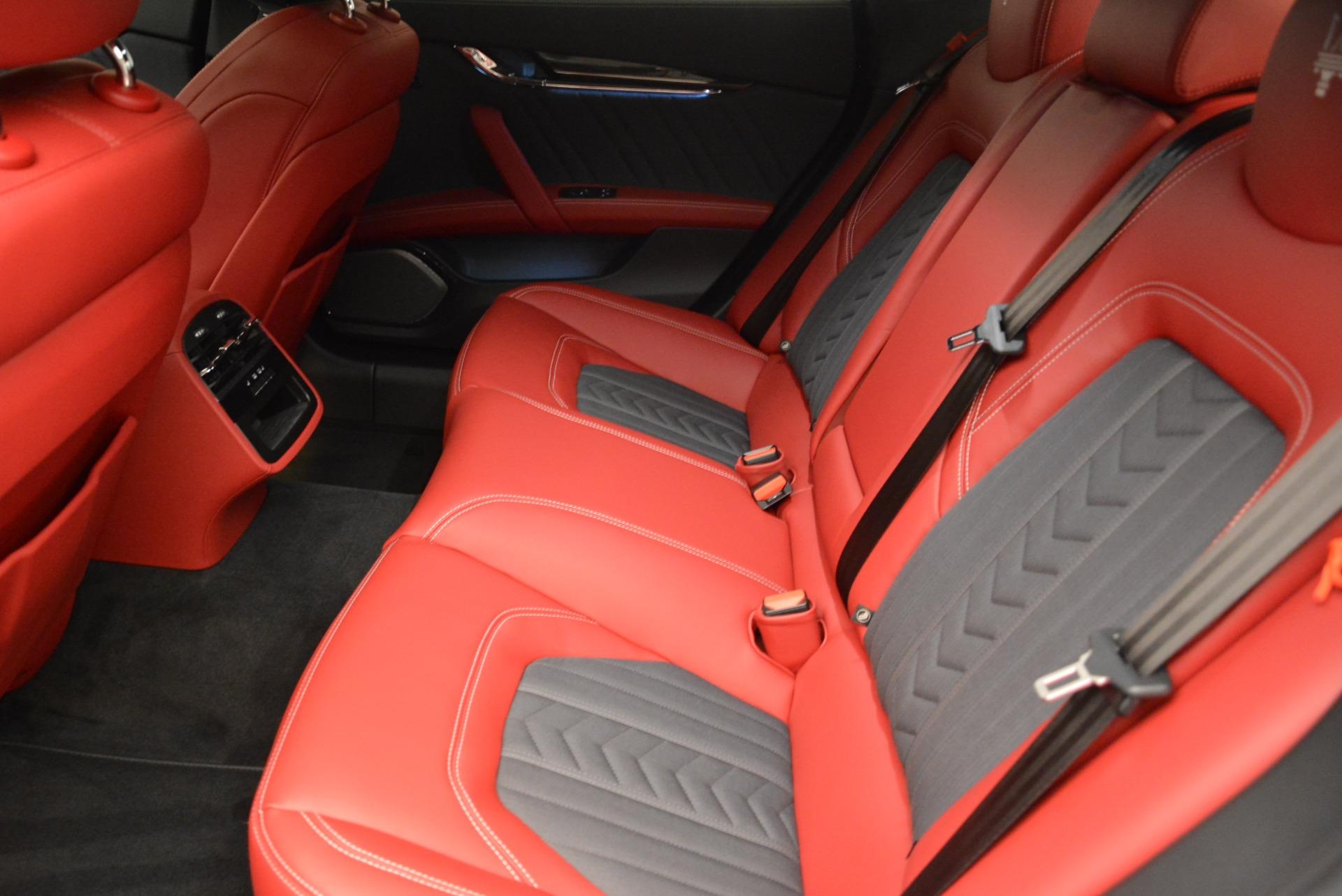 New 2018 Maserati Quattroporte S Q4 GranLusso For Sale In Greenwich, CT 2391_p17
