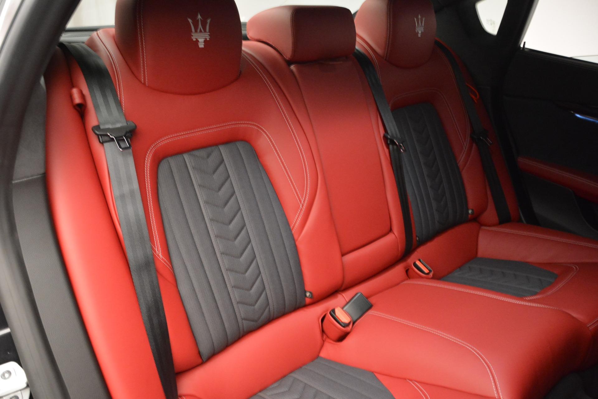 New 2018 Maserati Quattroporte S Q4 GranLusso For Sale In Greenwich, CT 2391_p25
