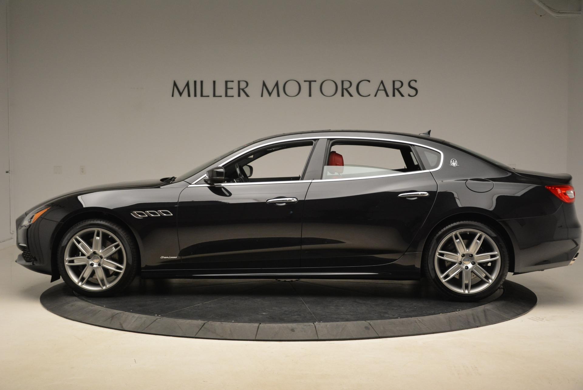New 2018 Maserati Quattroporte S Q4 GranLusso For Sale In Greenwich, CT 2391_p3