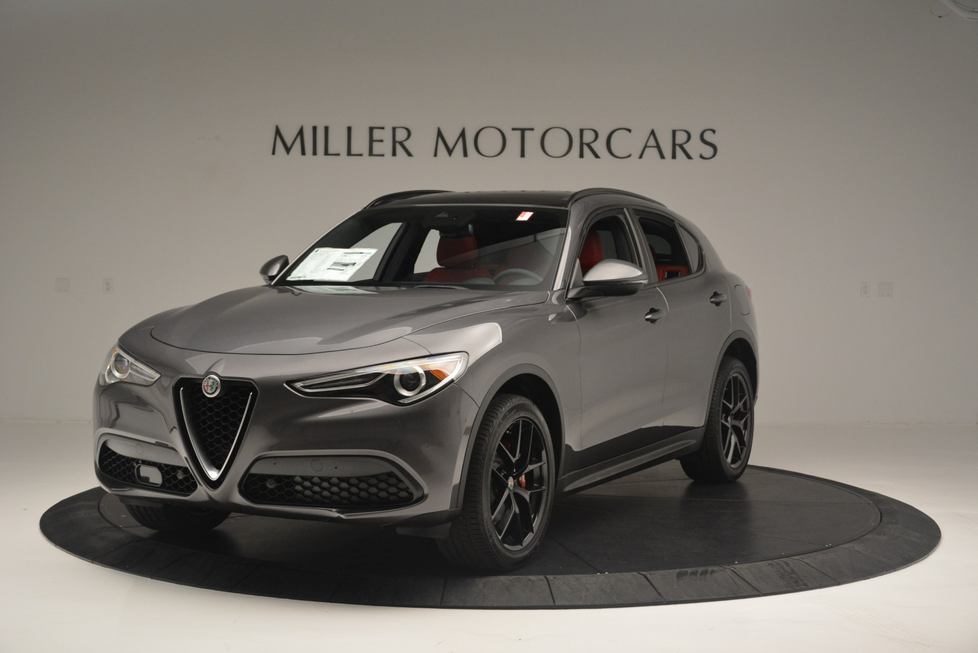 New 2018 Alfa Romeo Stelvio Ti Sport Q4 For Sale In Greenwich, CT 2393_main