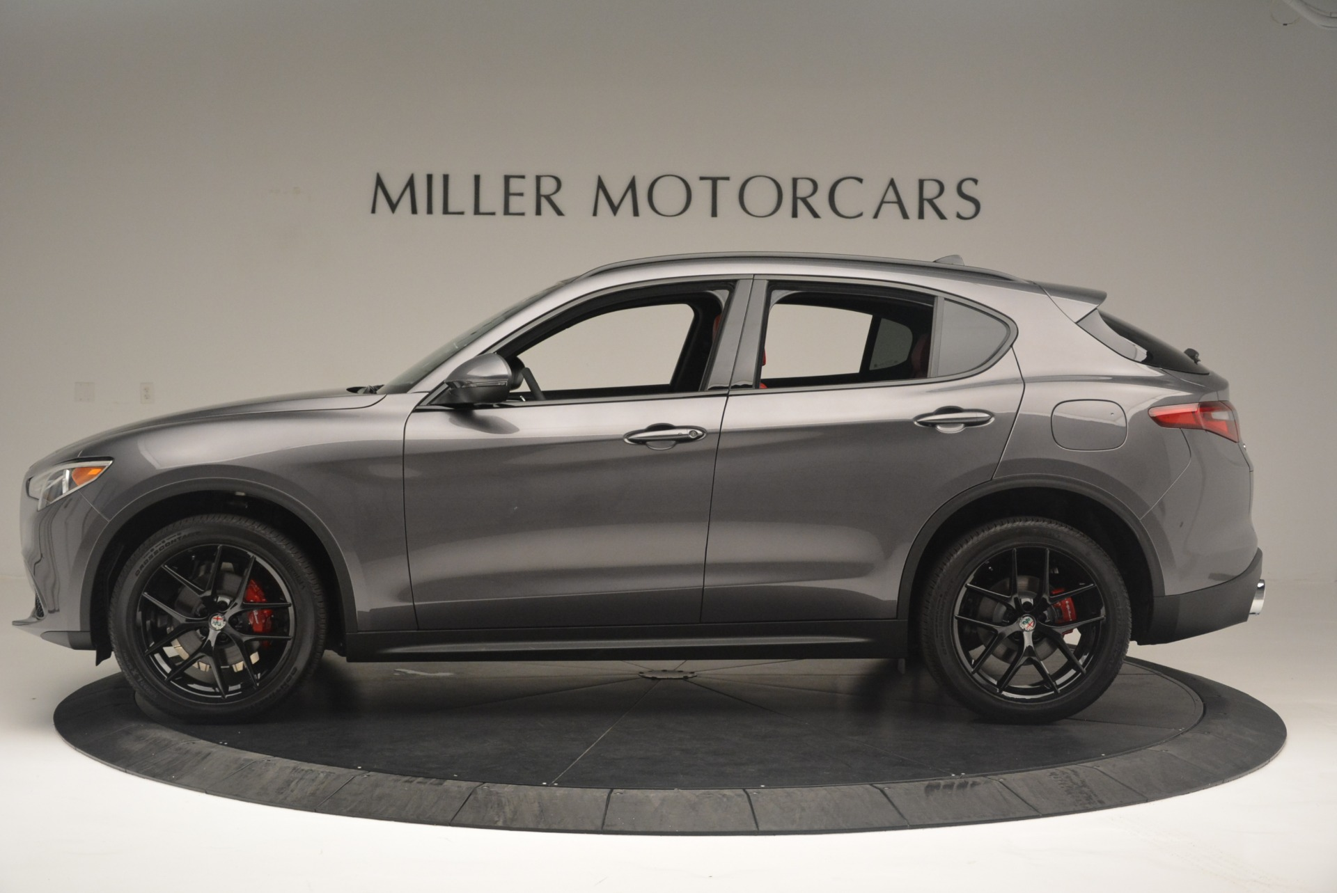 New 2018 Alfa Romeo Stelvio Ti Sport Q4 For Sale In Greenwich, CT 2393_p3