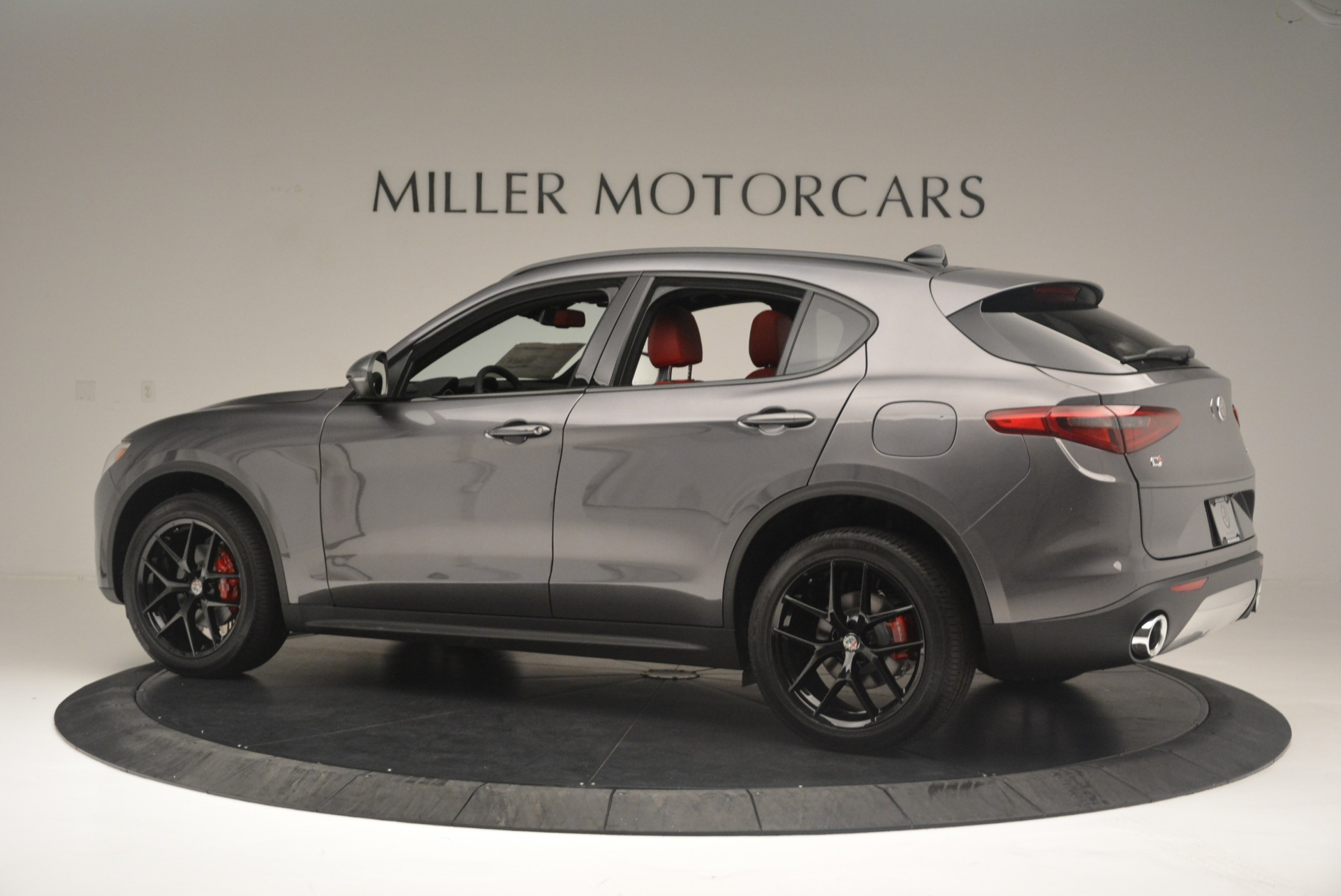 New 2018 Alfa Romeo Stelvio Ti Sport Q4 For Sale In Greenwich, CT 2393_p4