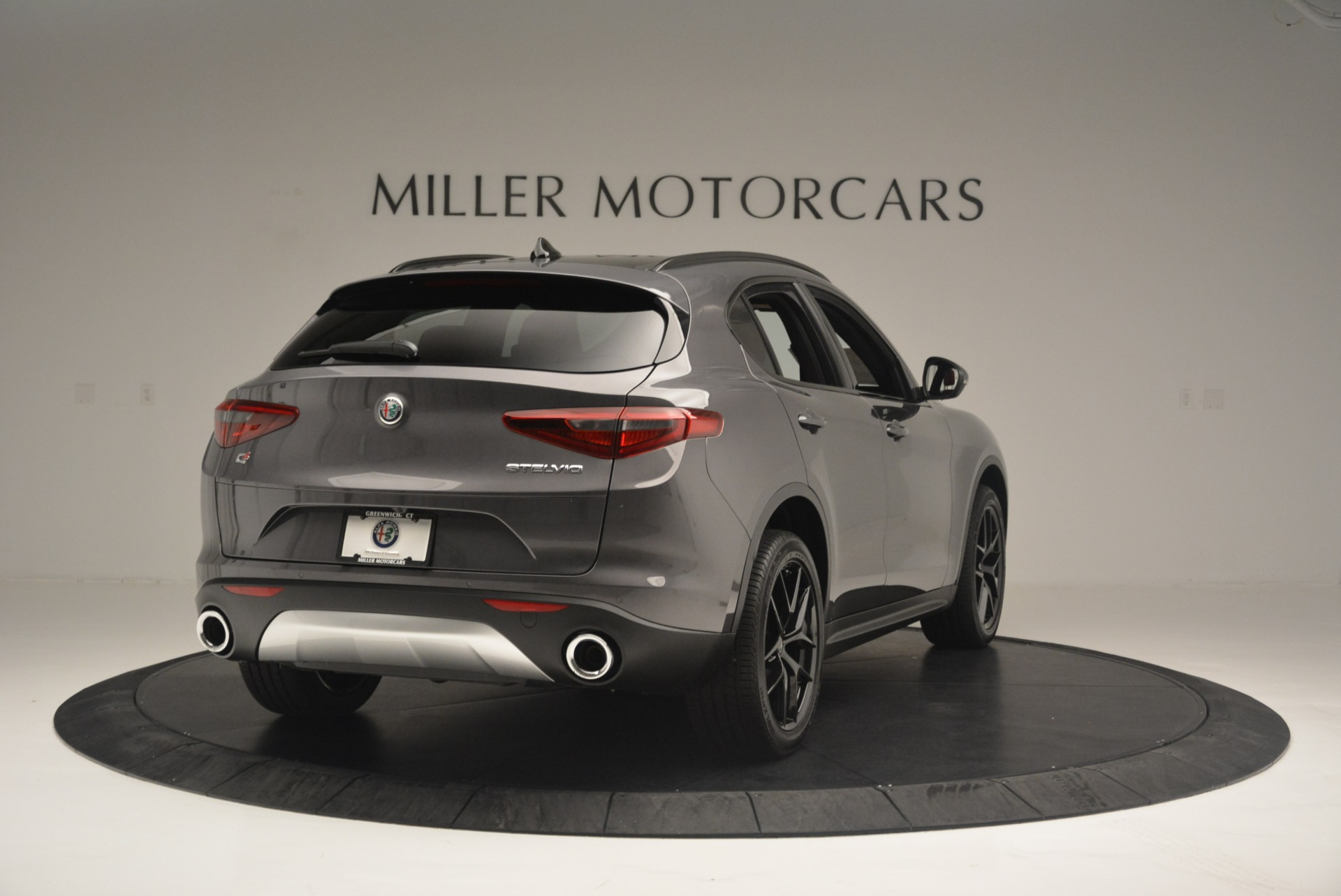New 2018 Alfa Romeo Stelvio Ti Sport Q4 For Sale In Greenwich, CT 2393_p7