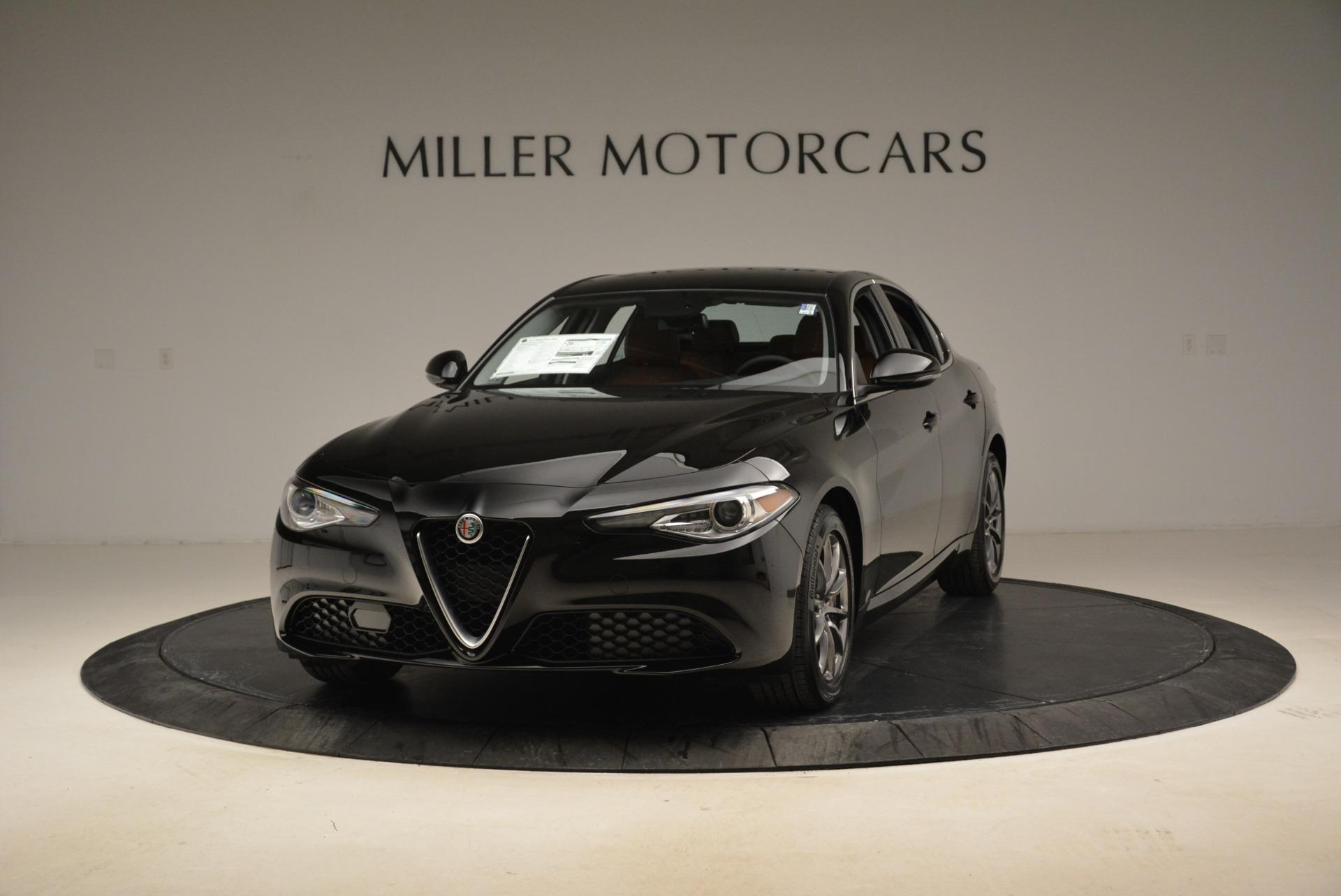 New 2018 Alfa Romeo Giulia Q4 For Sale In Greenwich, CT 2395_main