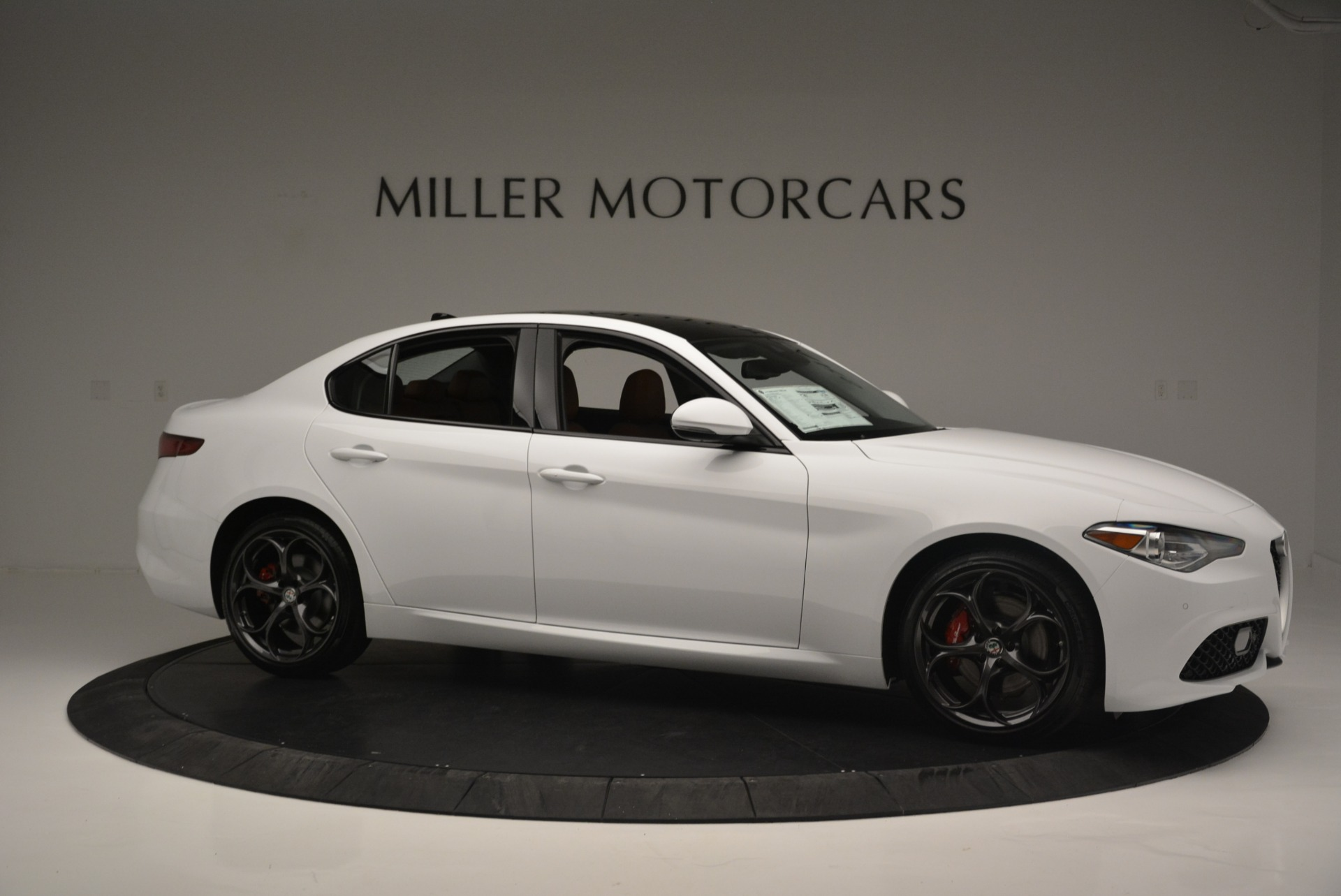 New 2018 Alfa Romeo Giulia Ti Sport Q4 For Sale In Greenwich, CT 2399_p10