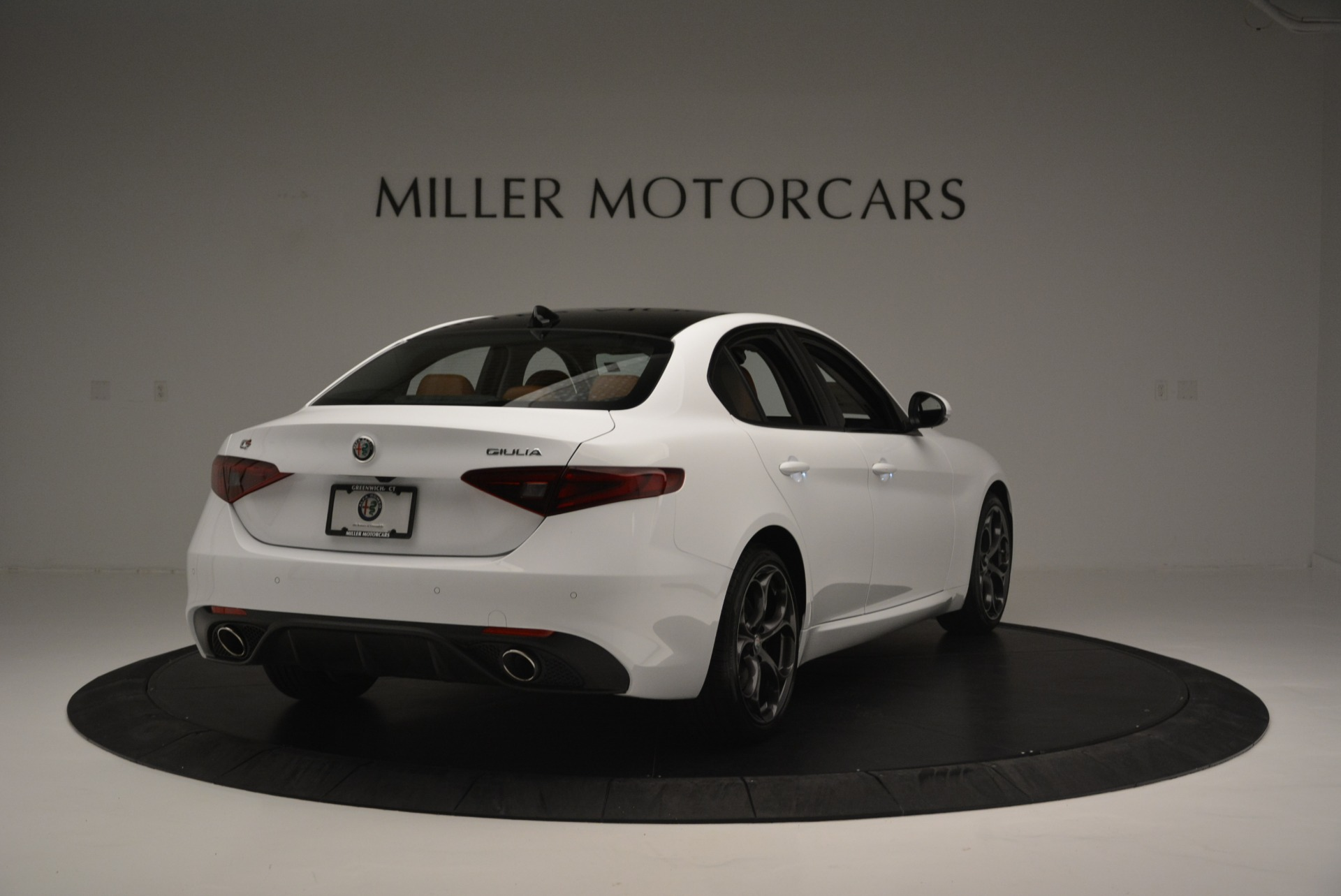New 2018 Alfa Romeo Giulia Ti Sport Q4 For Sale In Greenwich, CT 2399_p7
