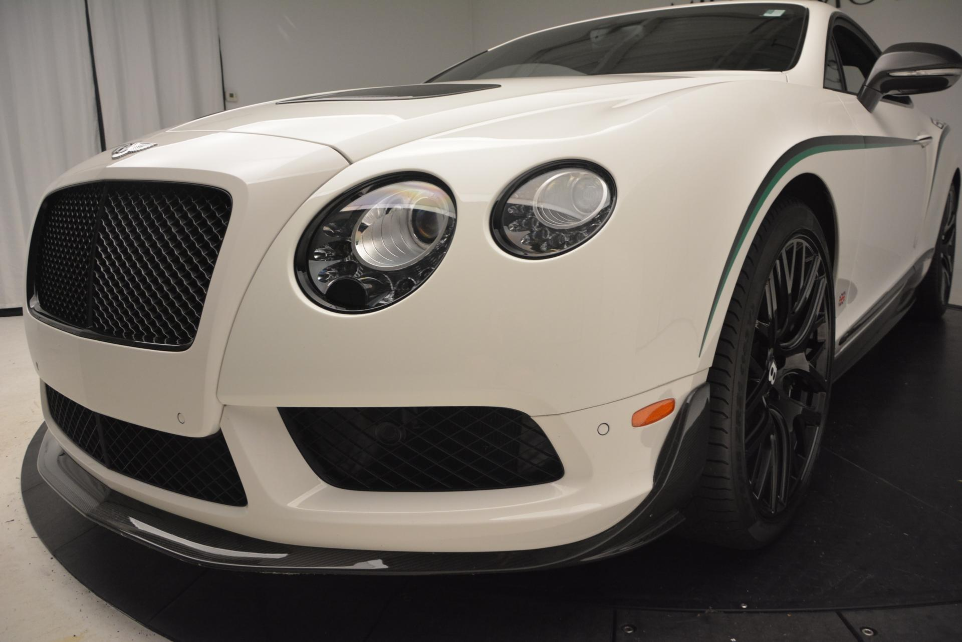 Used 2015 Bentley GT GT3-R  For Sale In Greenwich, CT 24_p21