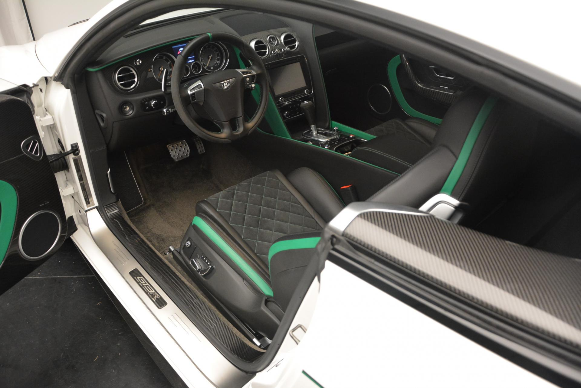 Used 2015 Bentley GT GT3-R  For Sale In Greenwich, CT 24_p34
