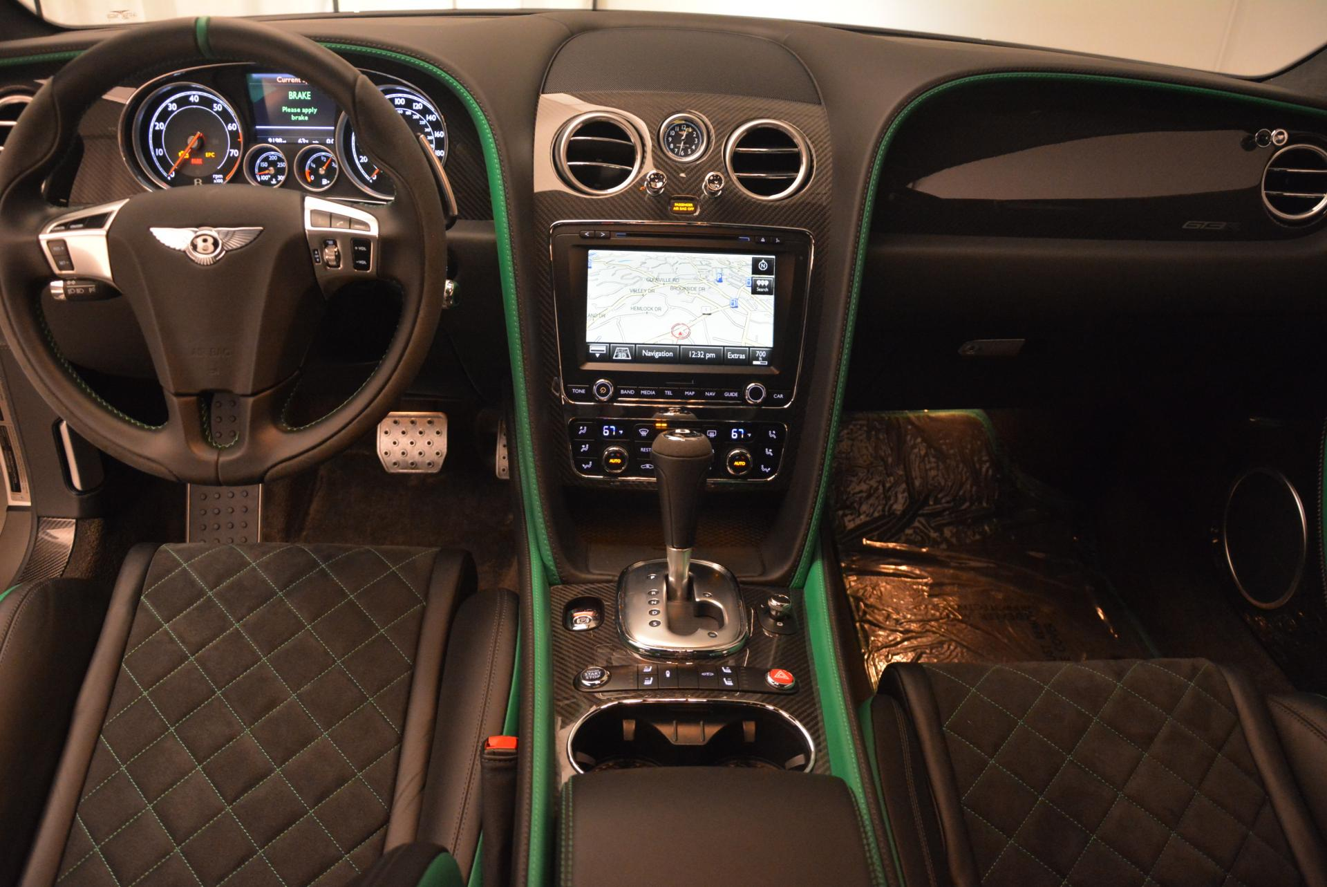 Used 2015 Bentley GT GT3-R  For Sale In Greenwich, CT 24_p40