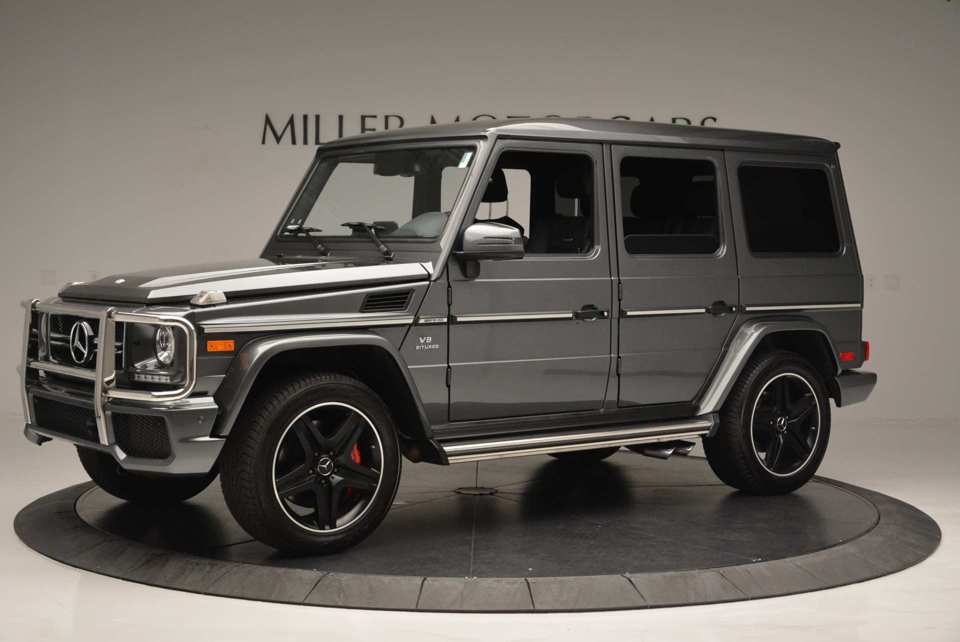 Used 2017 Mercedes-Benz G-Class AMG G 63 For Sale In Greenwich, CT 2409_p2