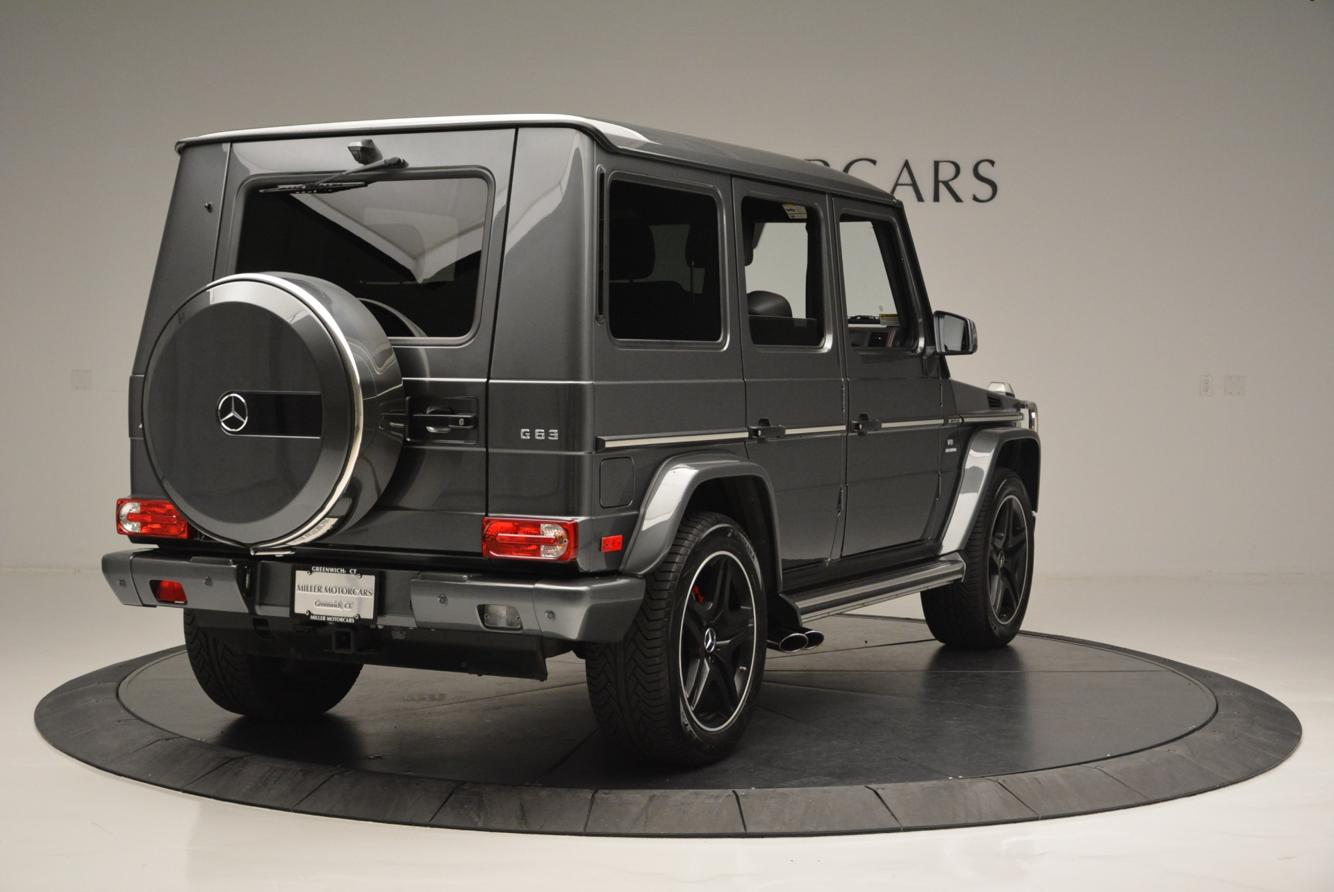 Used 2017 Mercedes-Benz G-Class AMG G 63 For Sale In Greenwich, CT 2409_p7