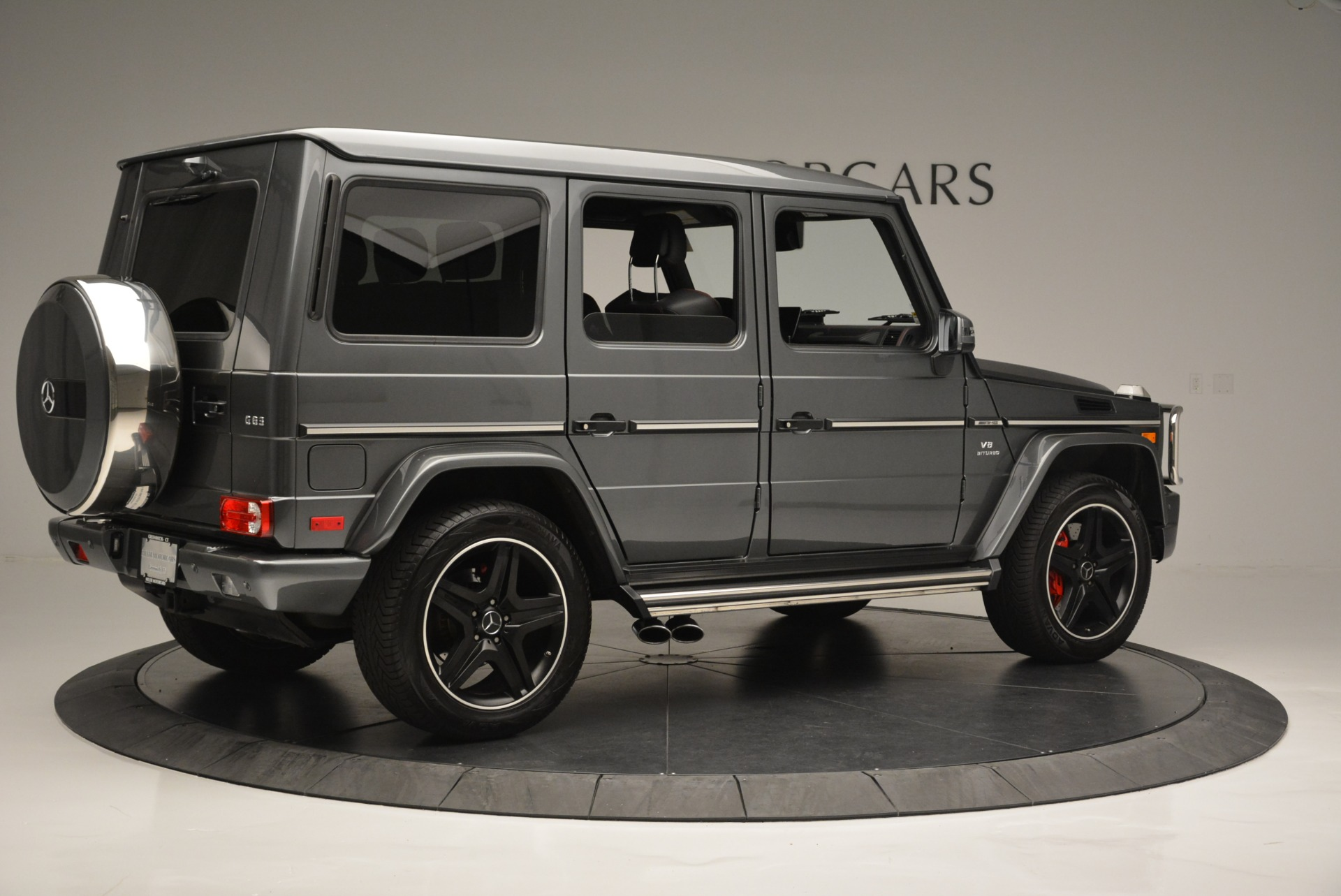 Used 2017 Mercedes-Benz G-Class AMG G 63 For Sale In Greenwich, CT 2409_p8