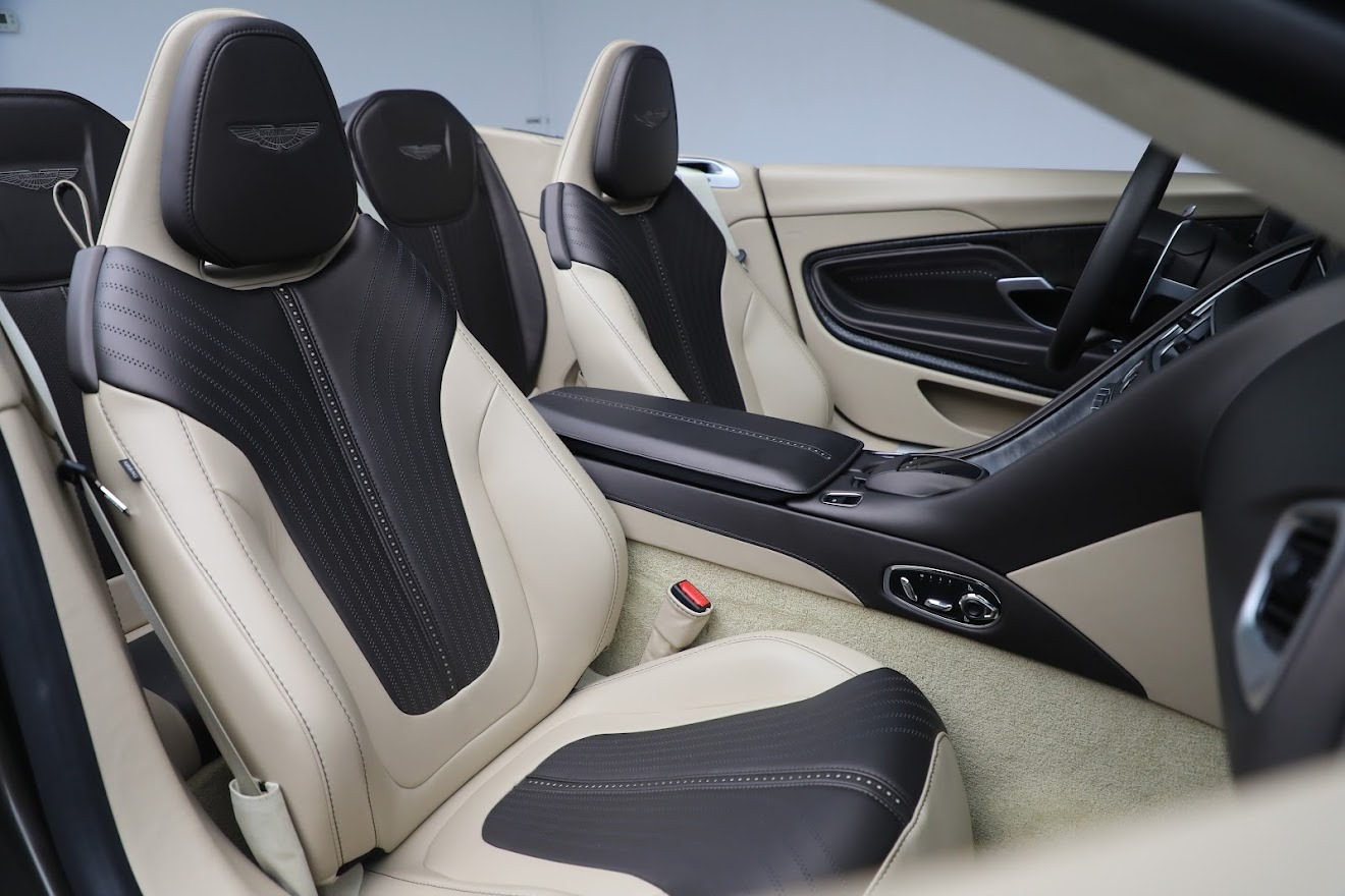 New 2019 Aston Martin DB11 V8 Convertible For Sale In Greenwich, CT 2410_p26
