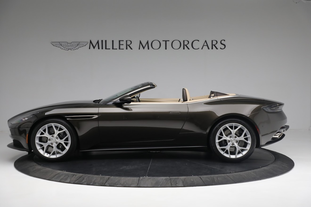 New 2019 Aston Martin DB11 V8 Convertible For Sale In Greenwich, CT 2410_p2