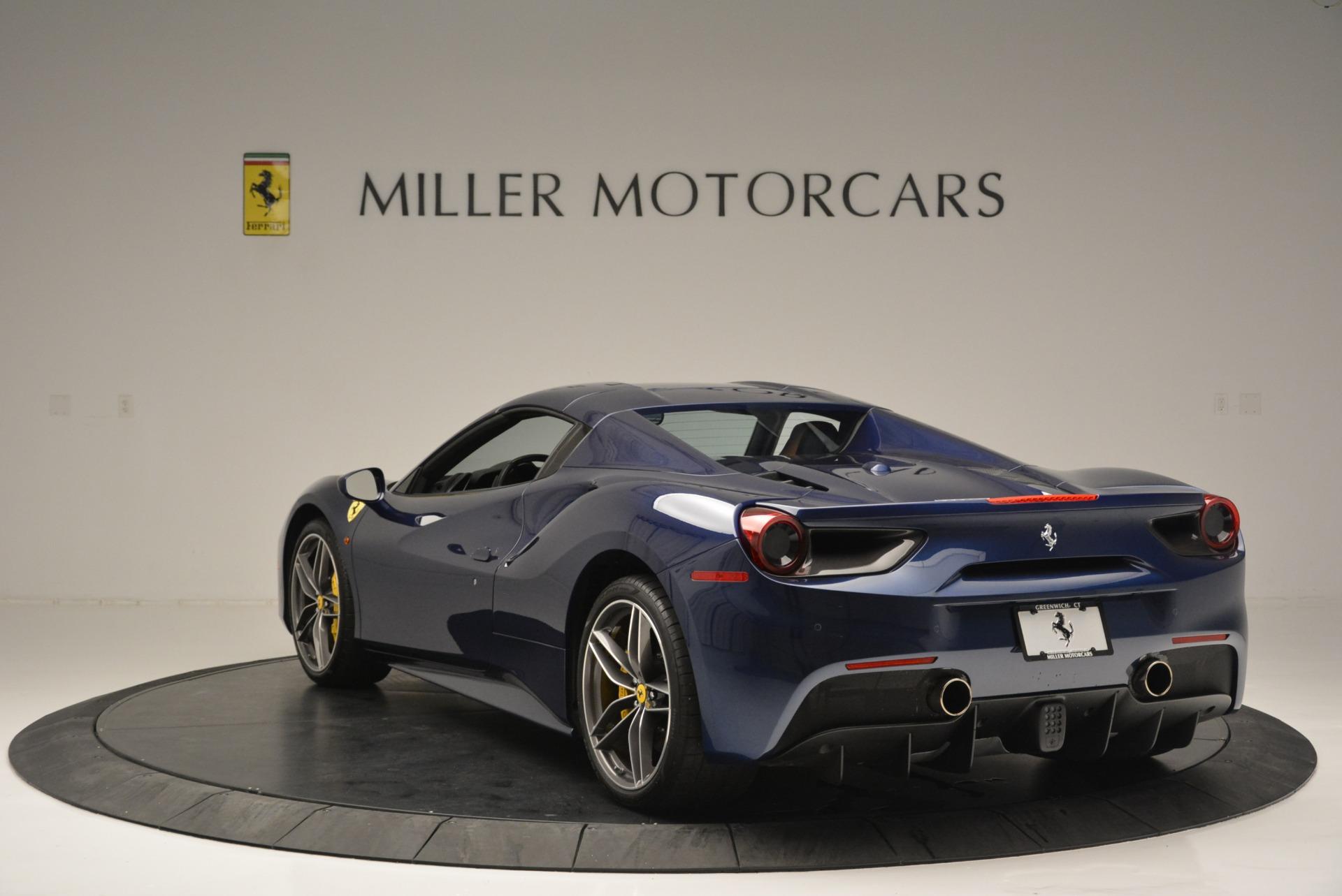 Used 2016 Ferrari 488 Spider  For Sale In Greenwich, CT 2411_p17