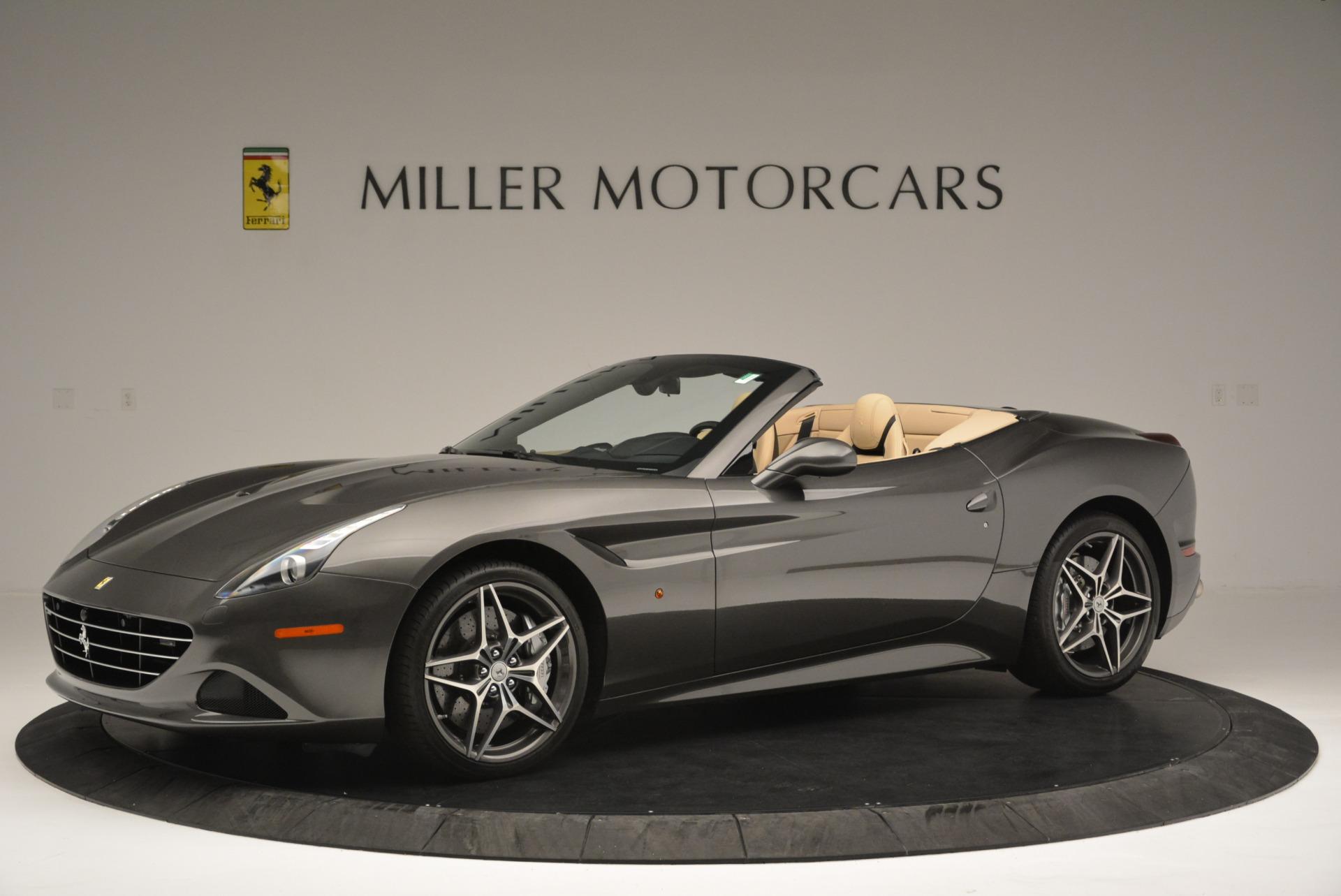 Used 2015 Ferrari California T  For Sale In Greenwich, CT 2415_p2