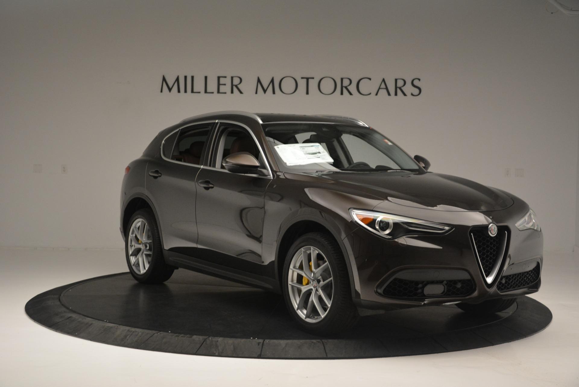 New 2018 Alfa Romeo Stelvio Ti Q4 For Sale In Greenwich, CT 2417_p11