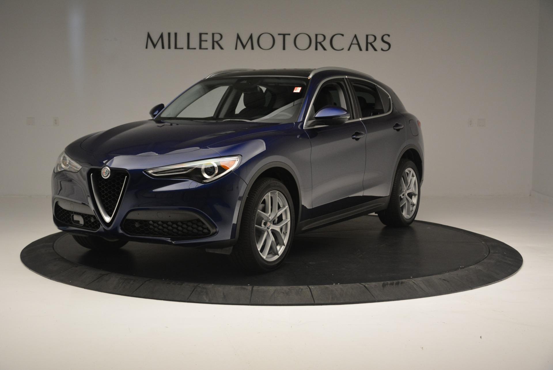 New 2018 Alfa Romeo Stelvio Ti Q4 For Sale In Greenwich, CT 2418_p2