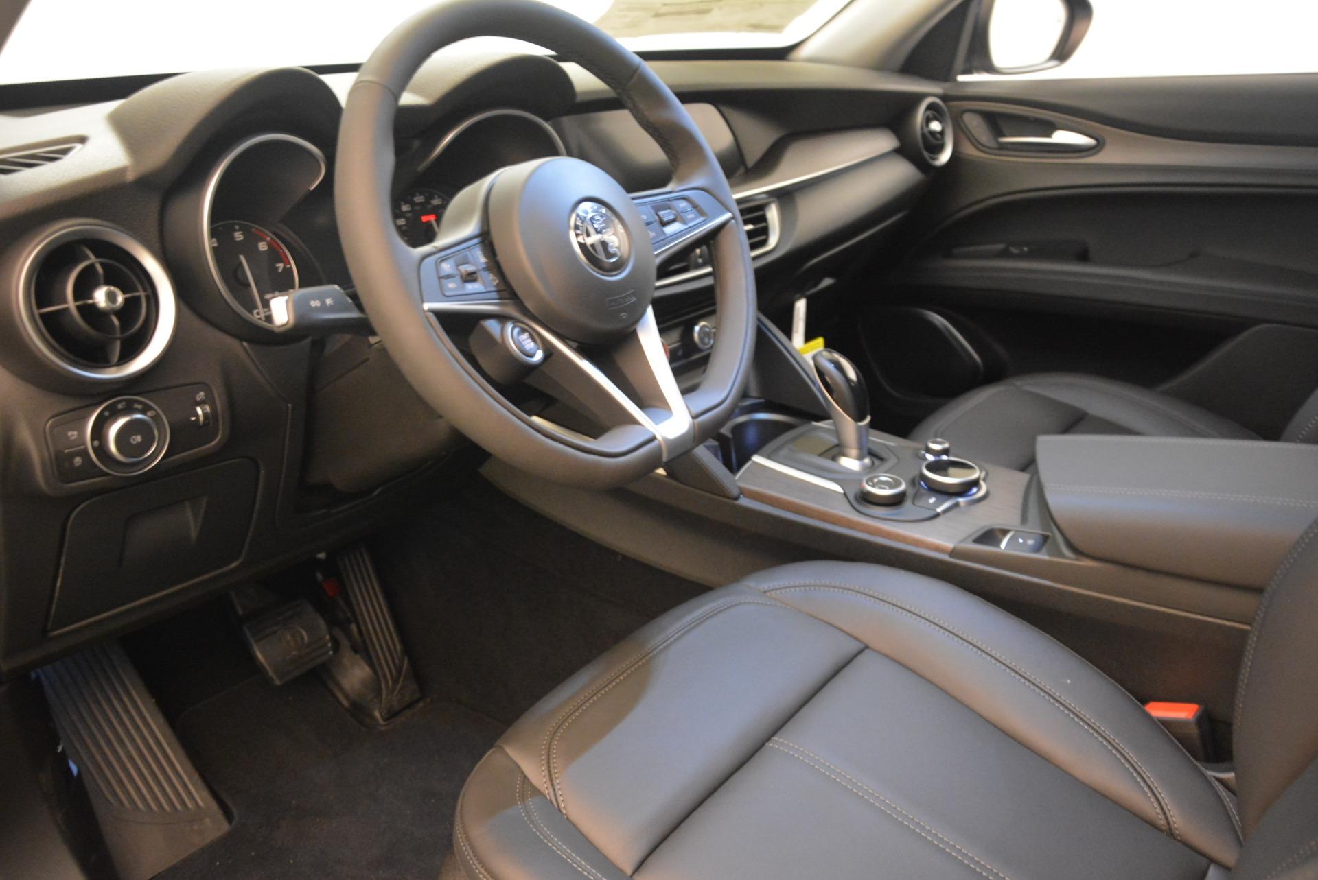 New 2018 Alfa Romeo Stelvio Ti Q4 For Sale In Greenwich, CT 2418_p9