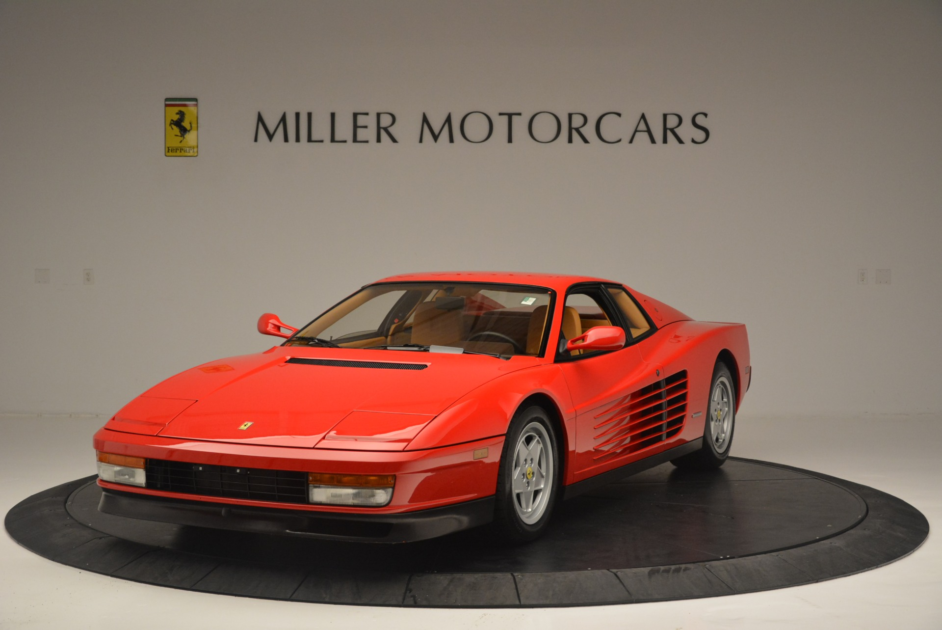 Used 1990 Ferrari Testarossa  For Sale In Greenwich, CT 2419_main