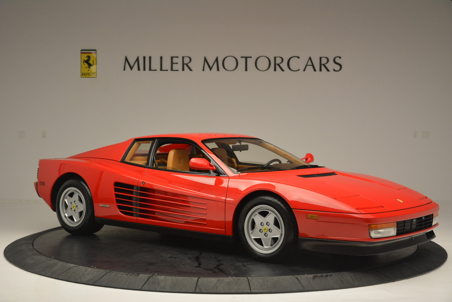 Used 1990 Ferrari Testarossa  For Sale In Greenwich, CT 2419_p10