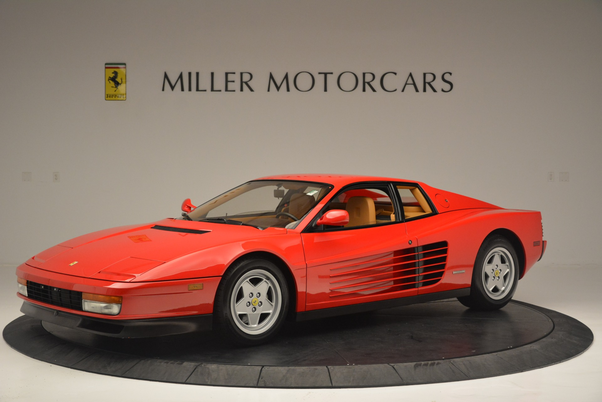 Used 1990 Ferrari Testarossa  For Sale In Greenwich, CT 2419_p2