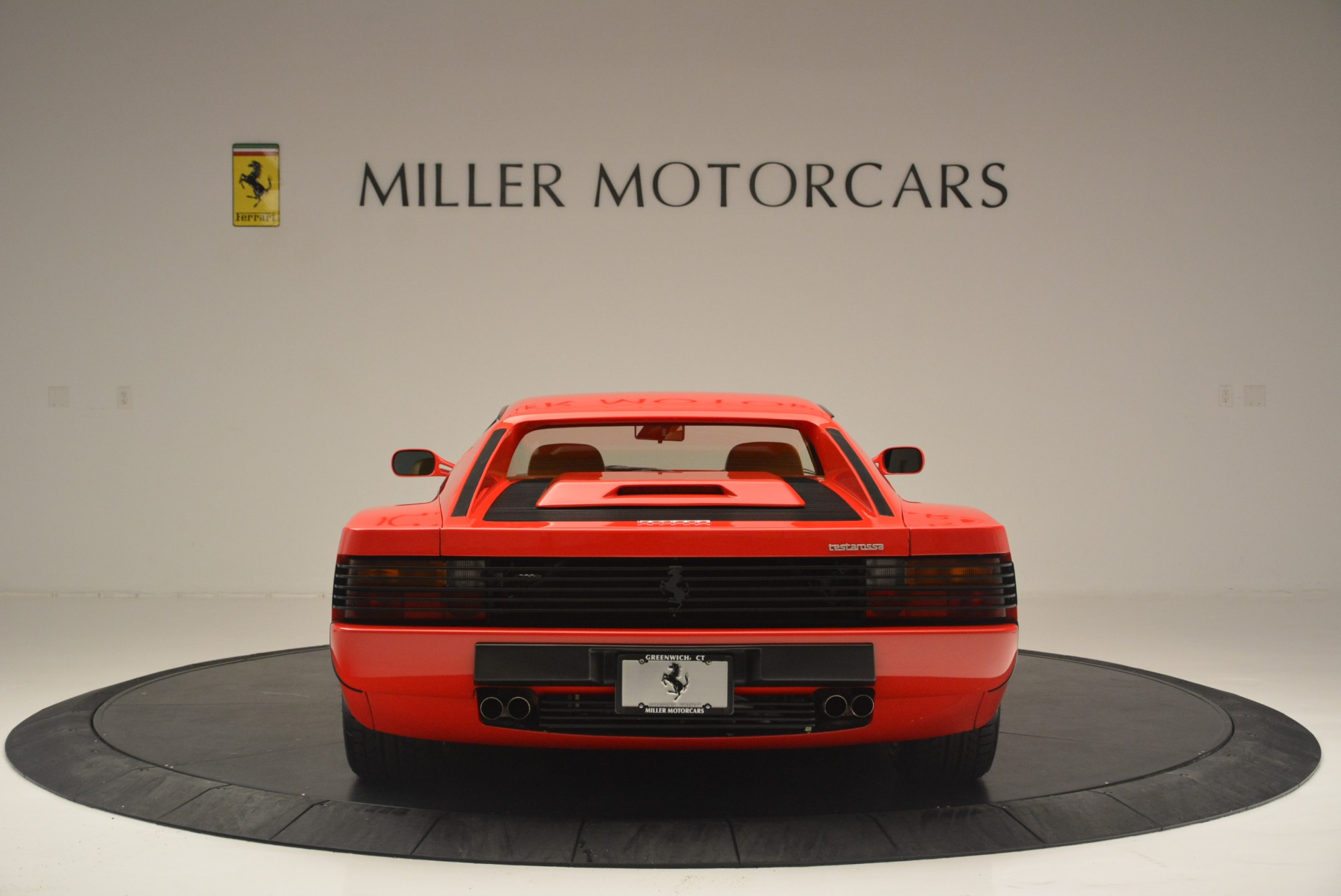 Used 1990 Ferrari Testarossa  For Sale In Greenwich, CT 2419_p6