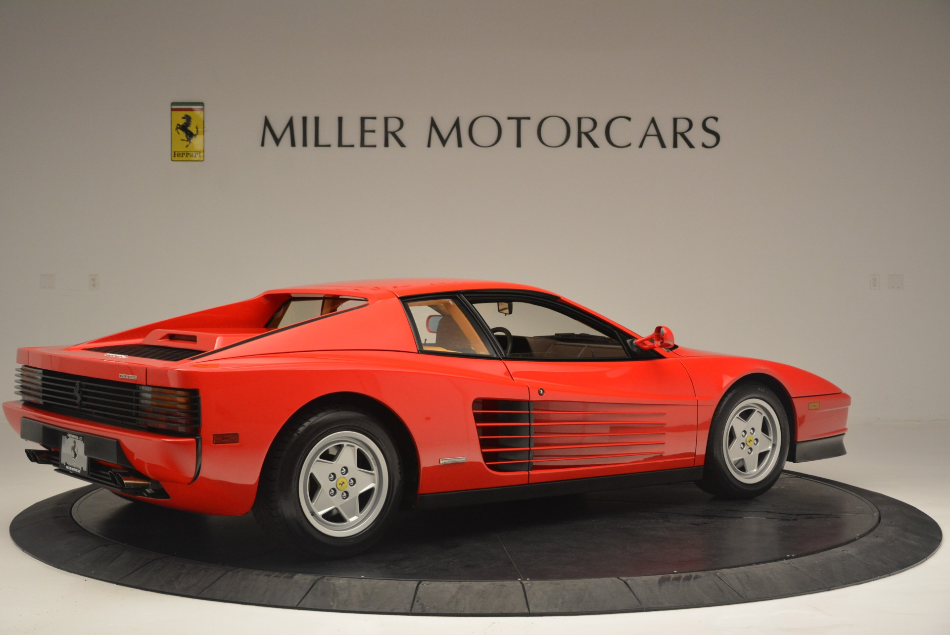 Used 1990 Ferrari Testarossa  For Sale In Greenwich, CT 2419_p8
