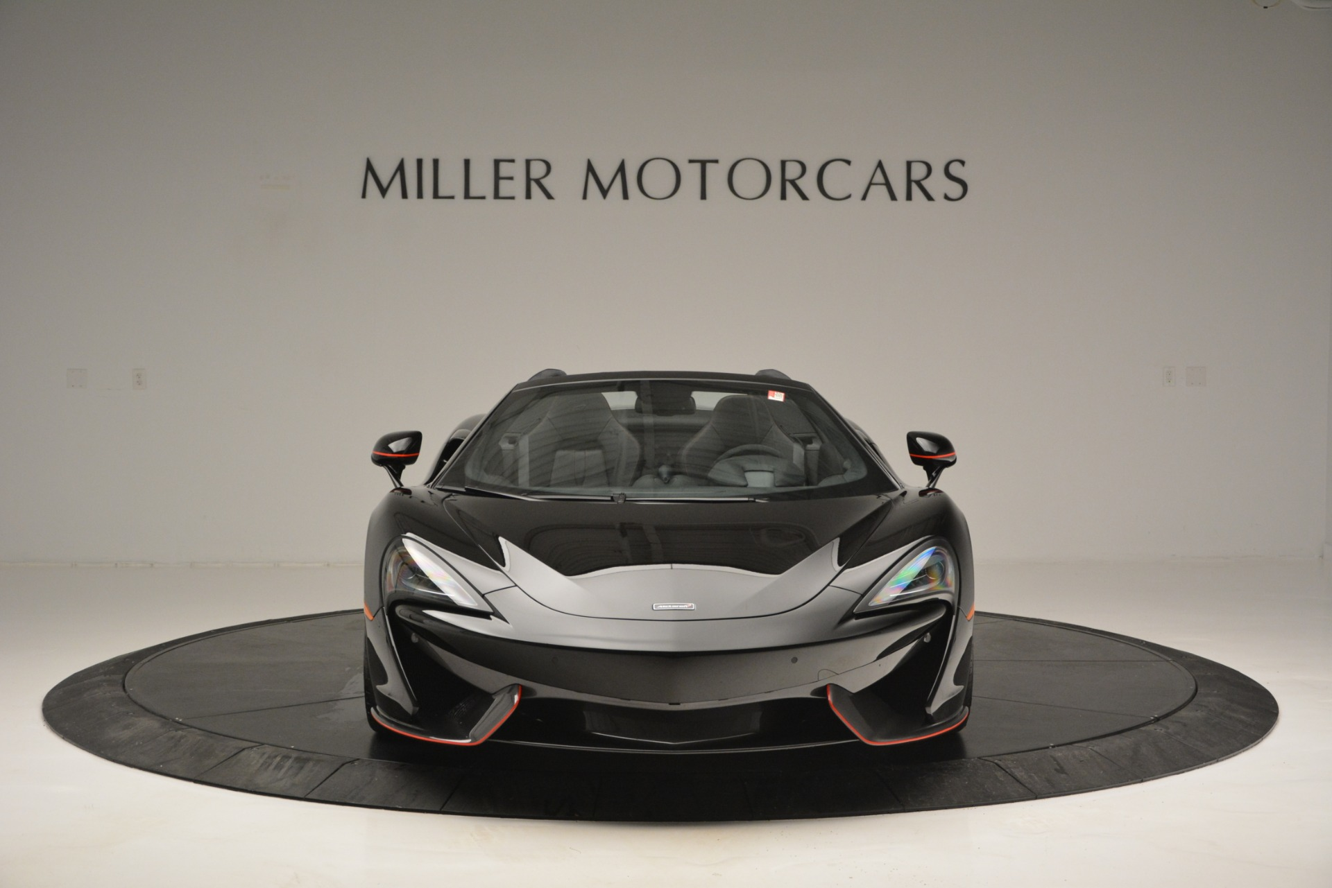 Used 2018 McLaren 570S Spider For Sale In Greenwich, CT 2420_p12